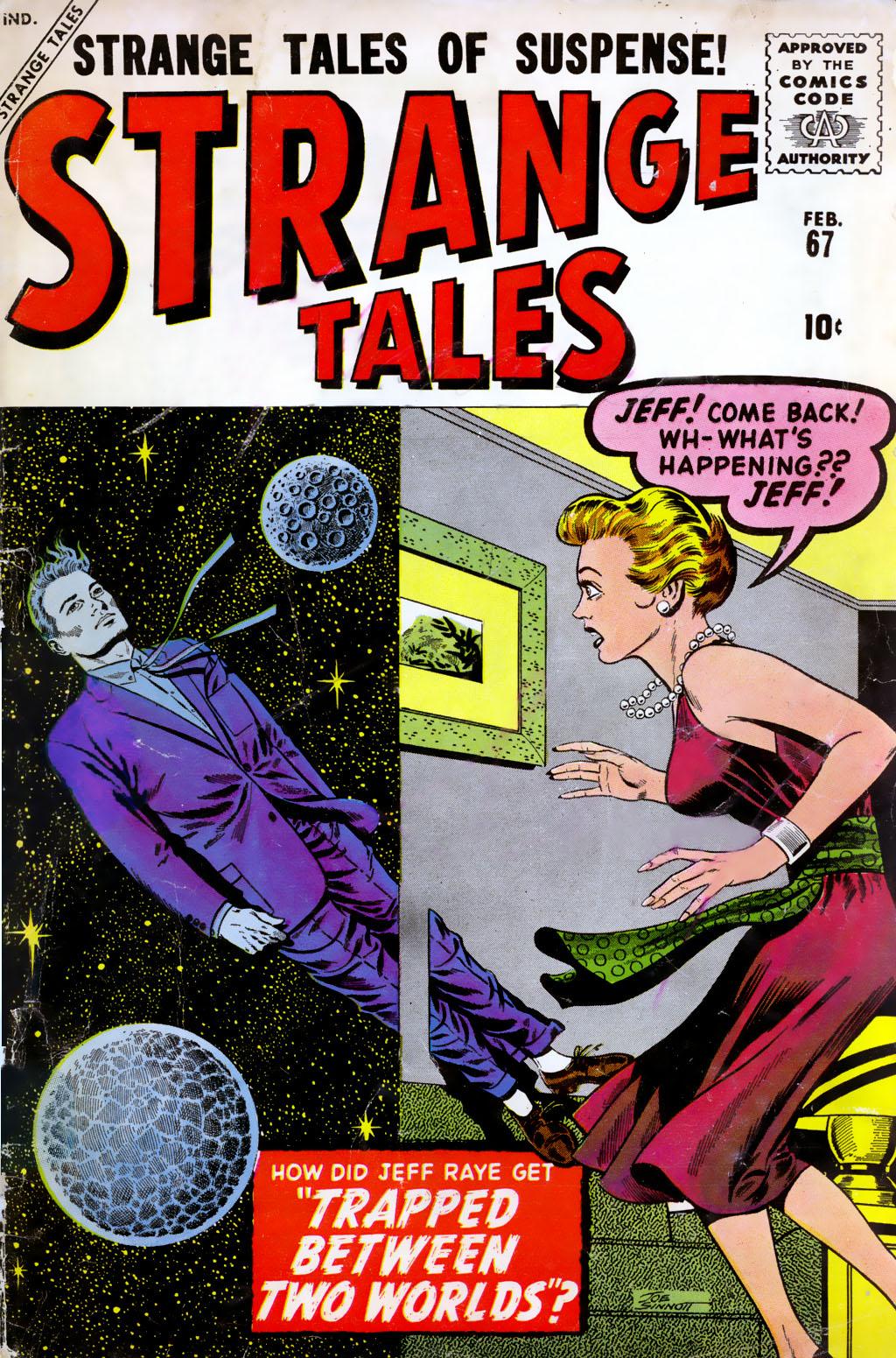 Strange Tales (1951) 67 Page 1
