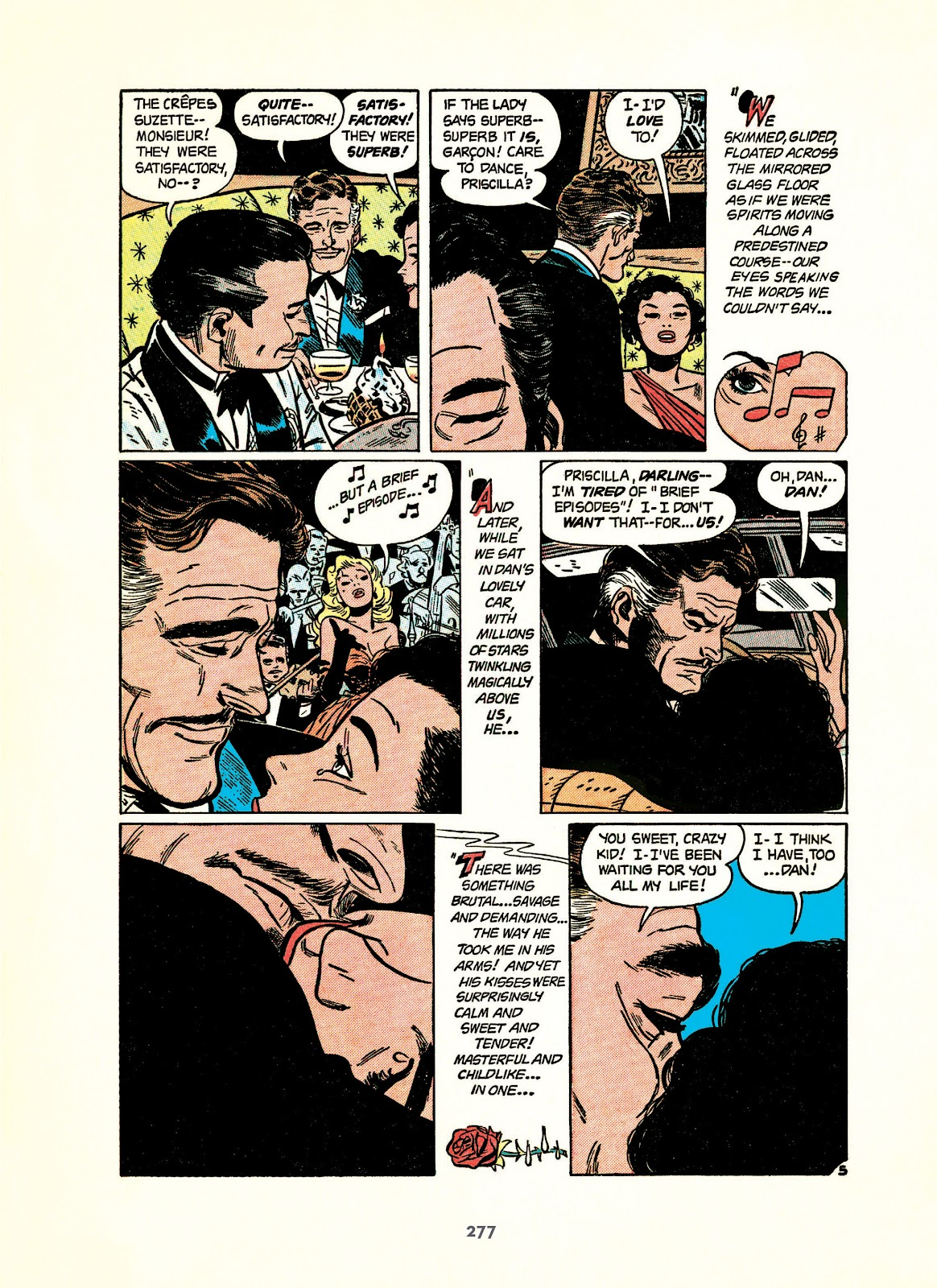 Read online Setting the Standard: Comics by Alex Toth 1952-1954 comic -  Issue # TPB (Part 3) - 78