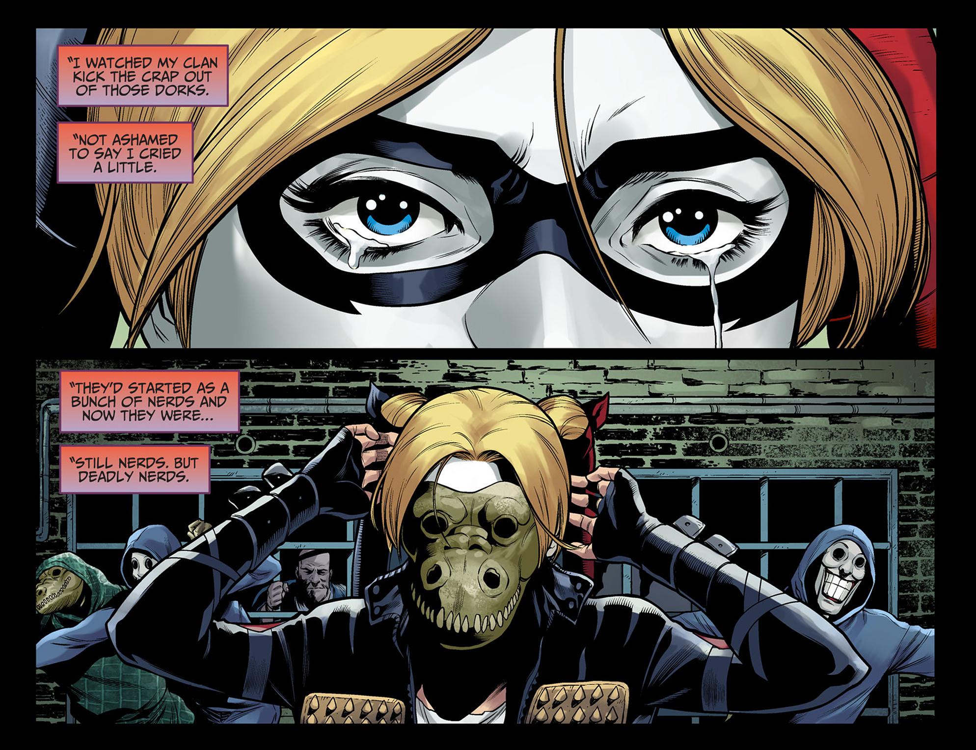Read online Injustice: Ground Zero comic -  Issue #7 - 20