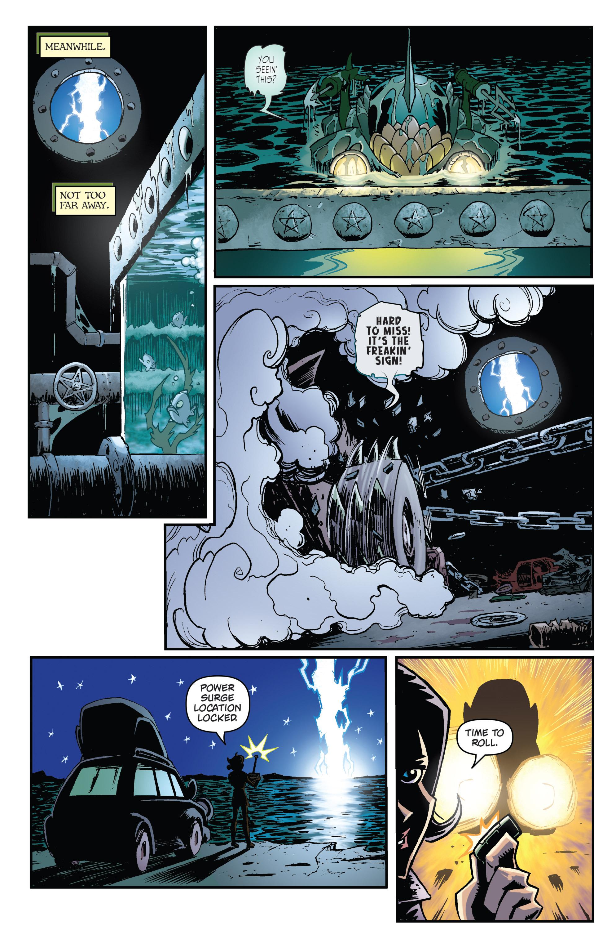 Read online Monster Motors comic -  Issue # Full - 27