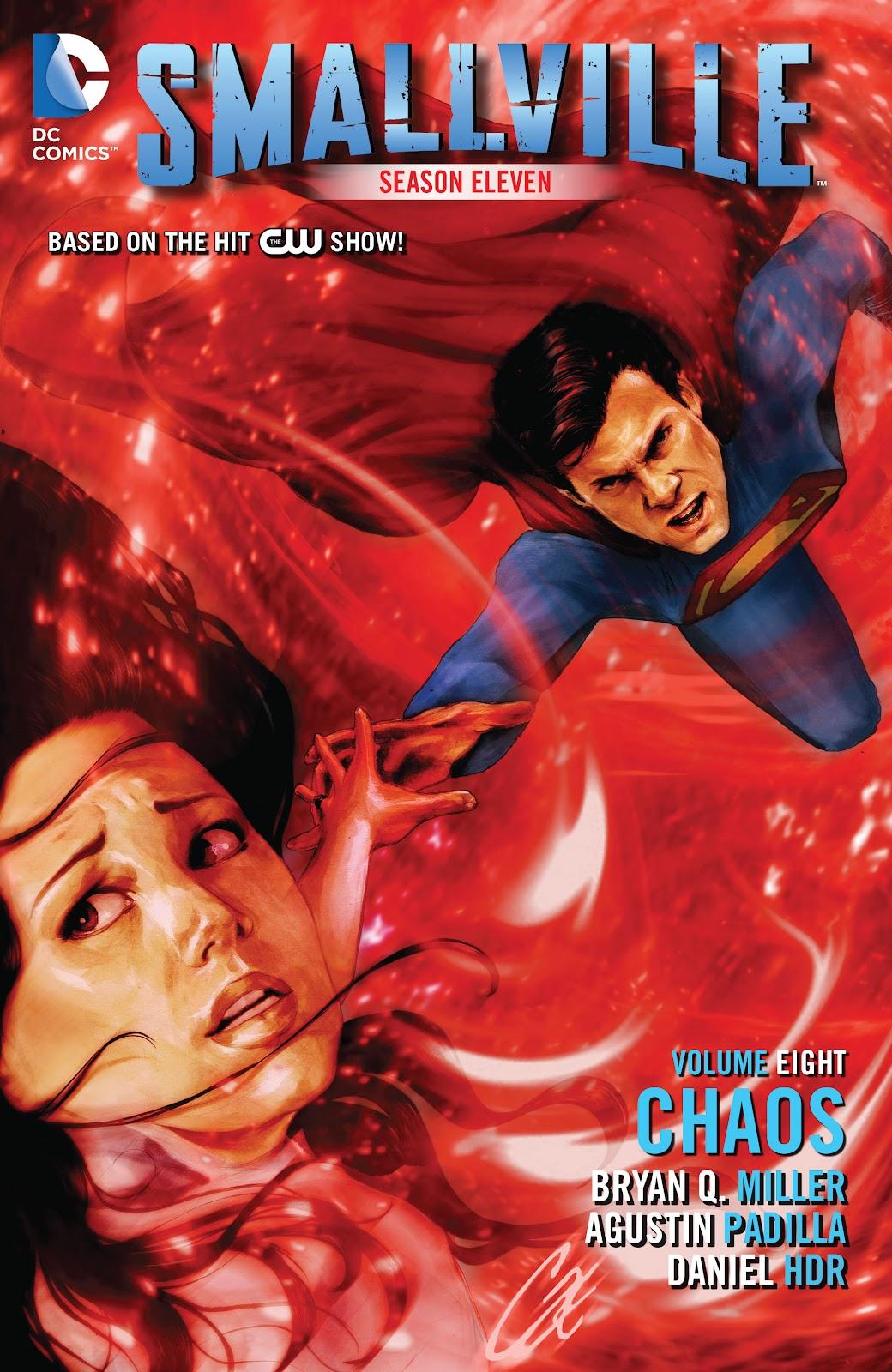 Read online Smallville Season 11 [II] comic -  Issue # TPB 8 - 1