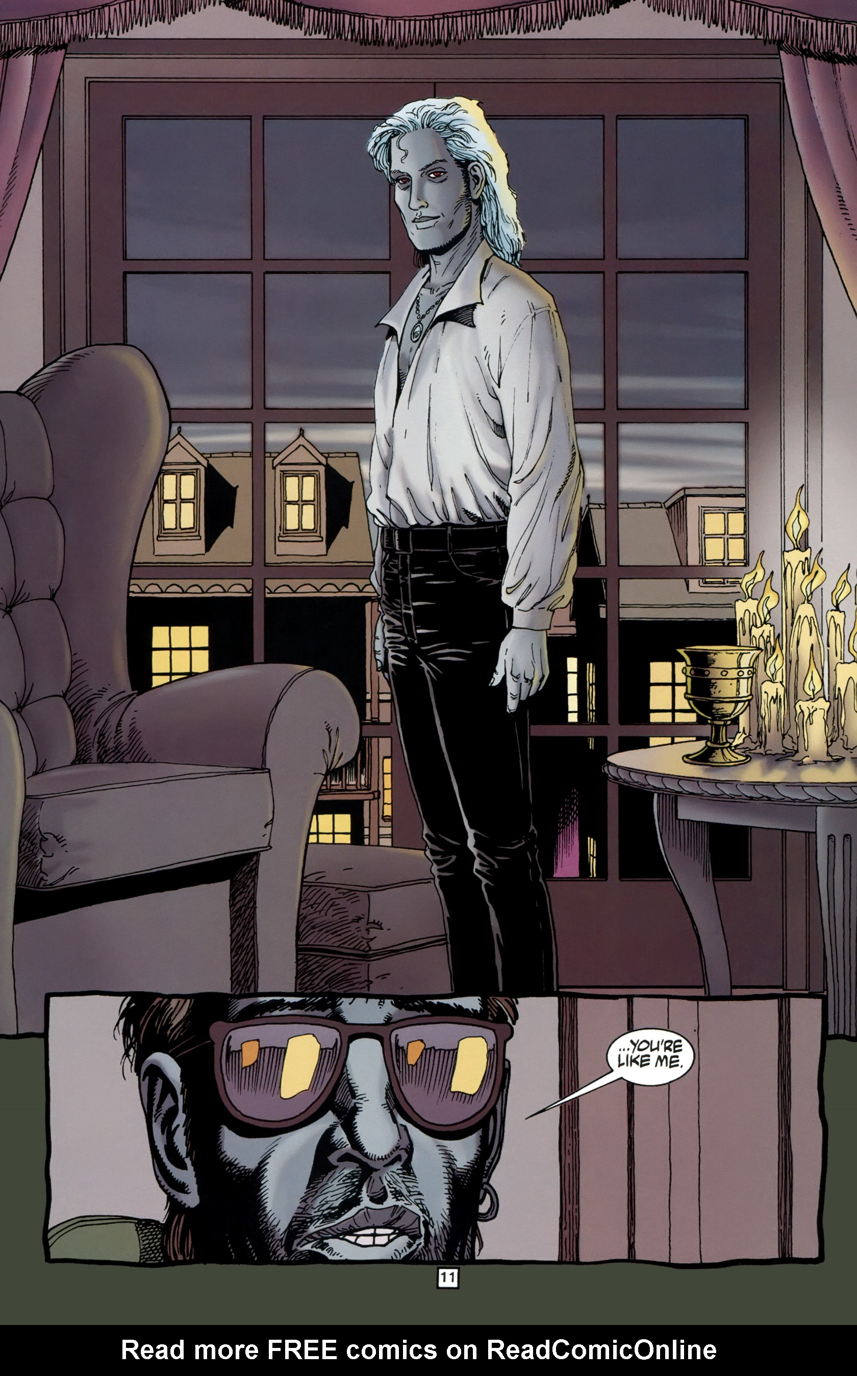 Read online Preacher Special: Cassidy : Blood and Whiskey comic -  Issue # Full - 13