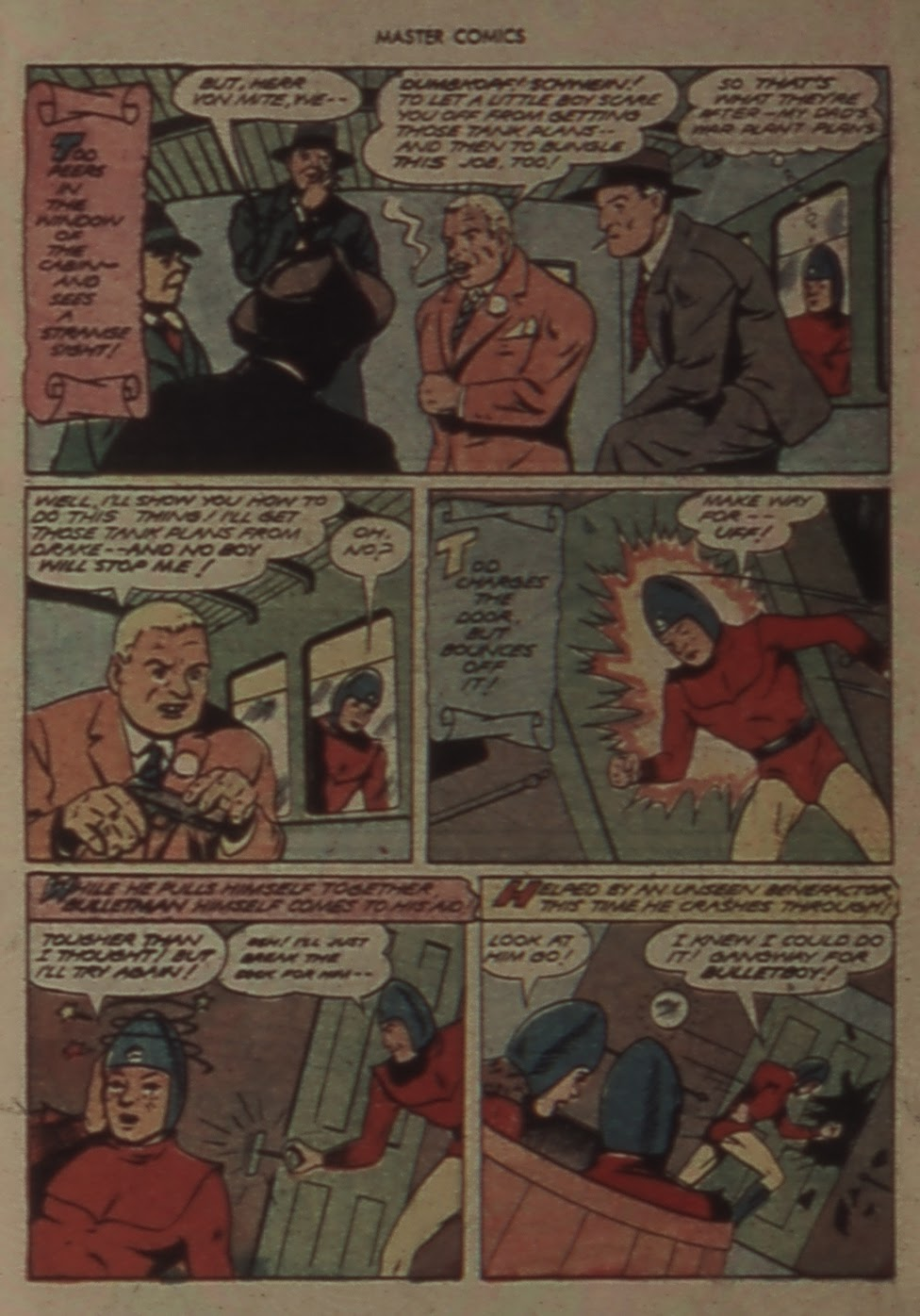 Master Comics issue 48 - Page 34
