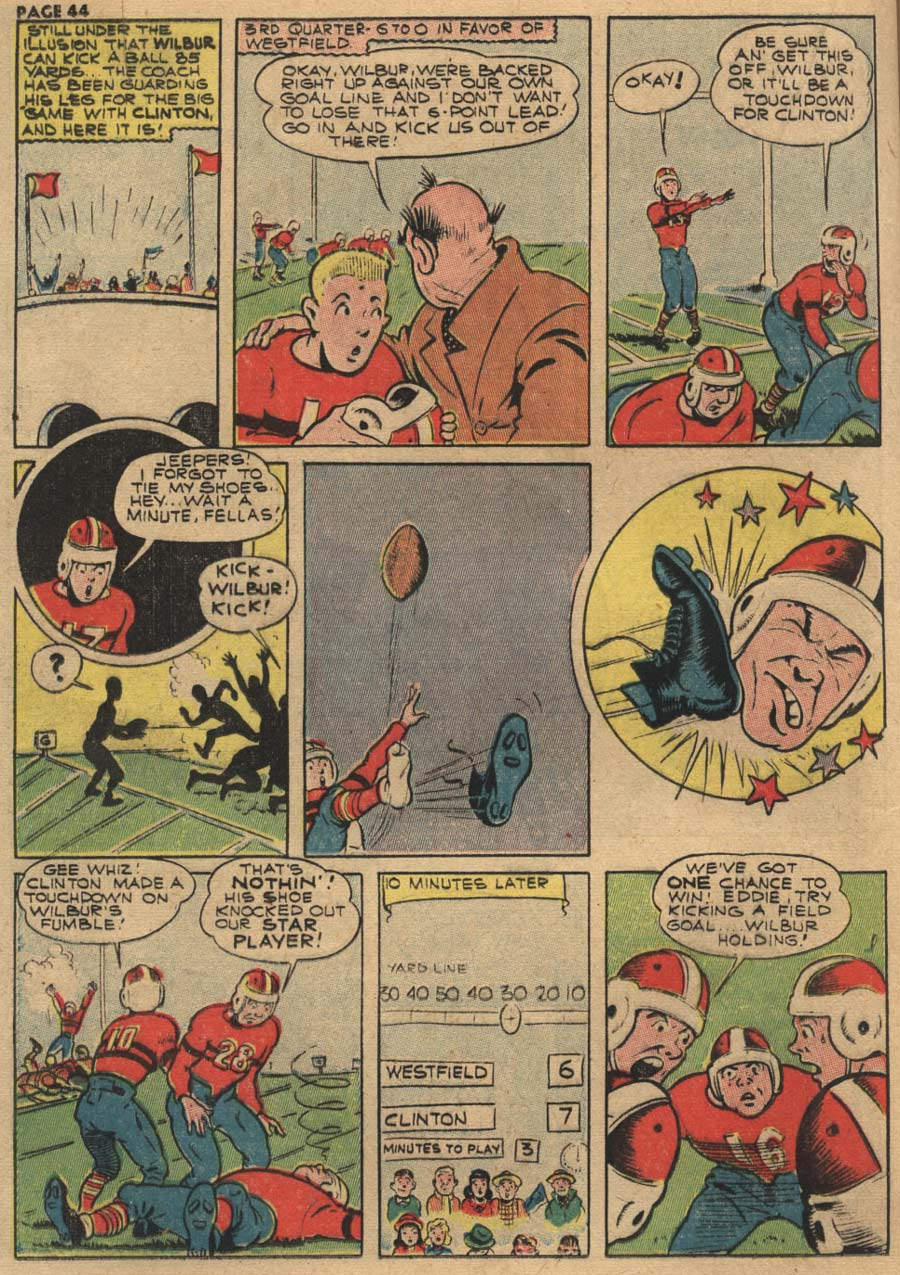 Zip Comics issue 31 - Page 44