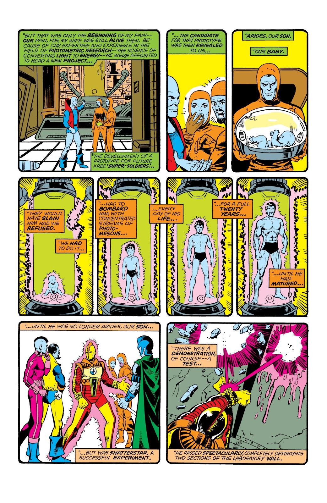 Read online Marvel Masterworks: The Inhumans comic -  Issue # TPB 2 (Part 1) - 75