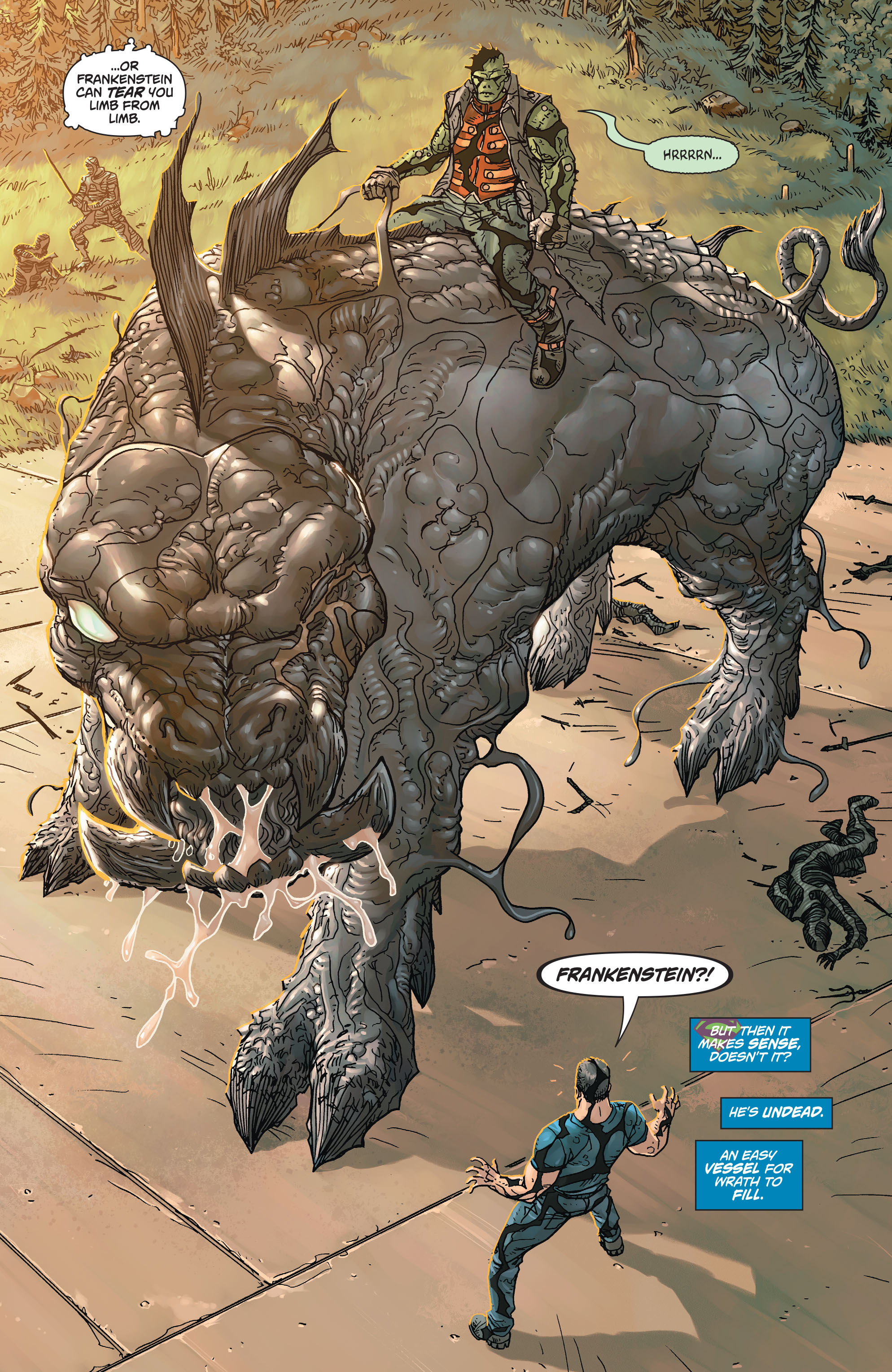 Read online Action Comics (2011) comic -  Issue #46 - 21
