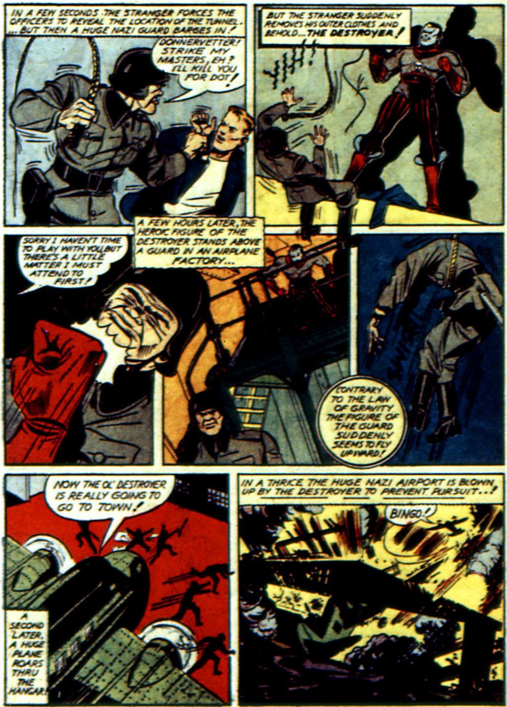 Read online All-Winners Comics comic -  Issue #3 - 61