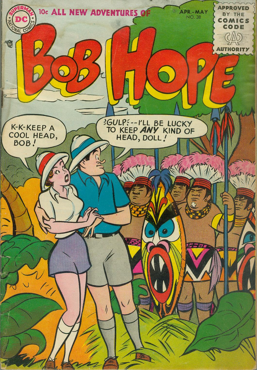 The Adventures of Bob Hope 38 Page 1