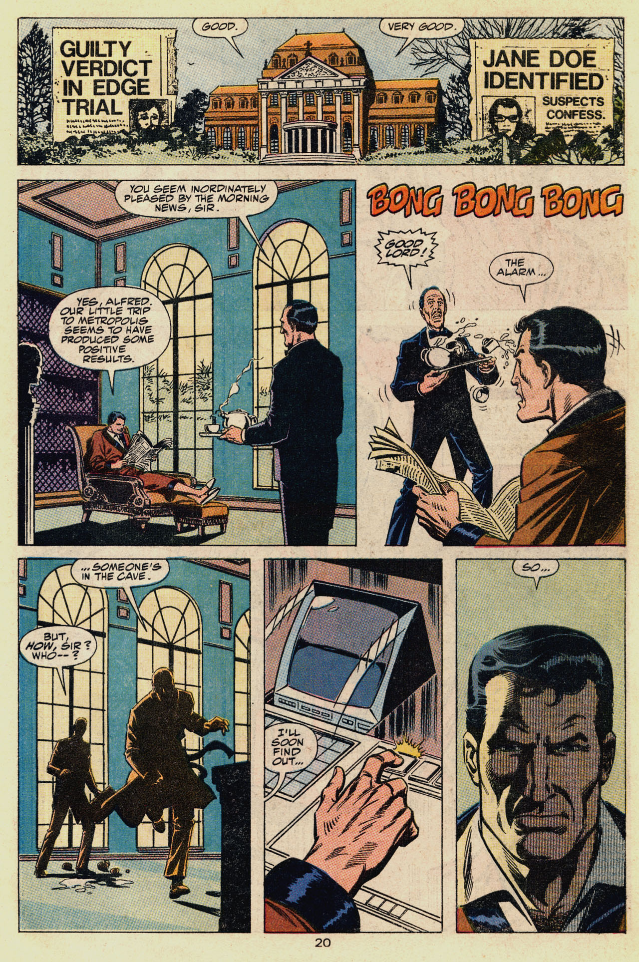 Read online Action Comics (1938) comic -  Issue #654 - 31