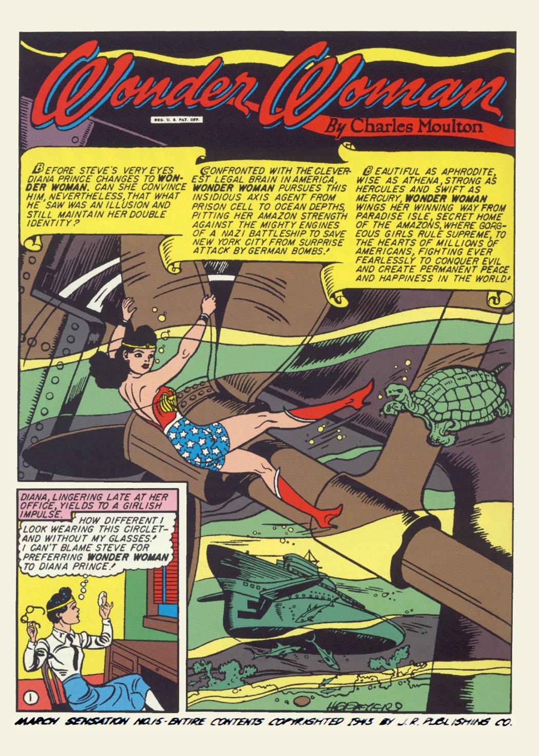 Read online Sensation (Mystery) Comics comic -  Issue #15 - 3