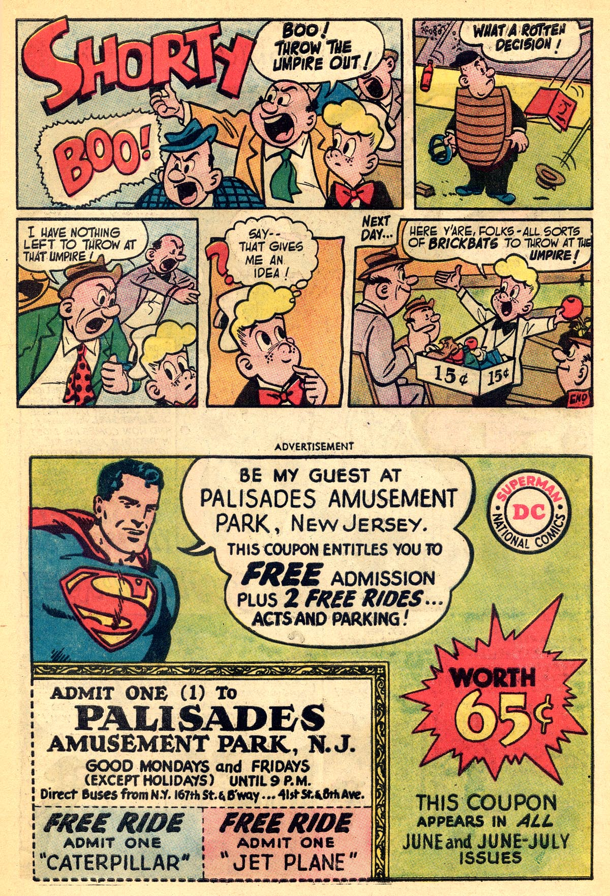 Read online Action Comics (1938) comic -  Issue #301 - 19