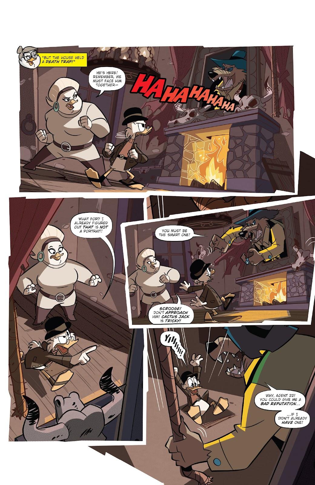 Read online Ducktales (2017) comic -  Issue #17 - 11