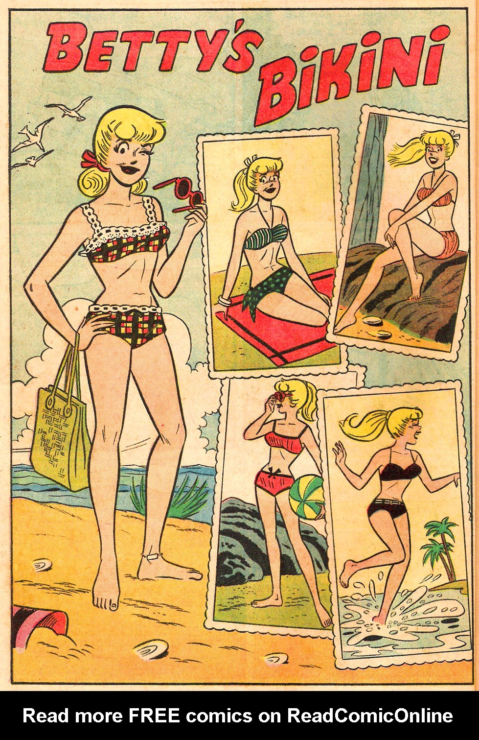 Read online Archie's Girls Betty and Veronica comic -  Issue #116 - 8