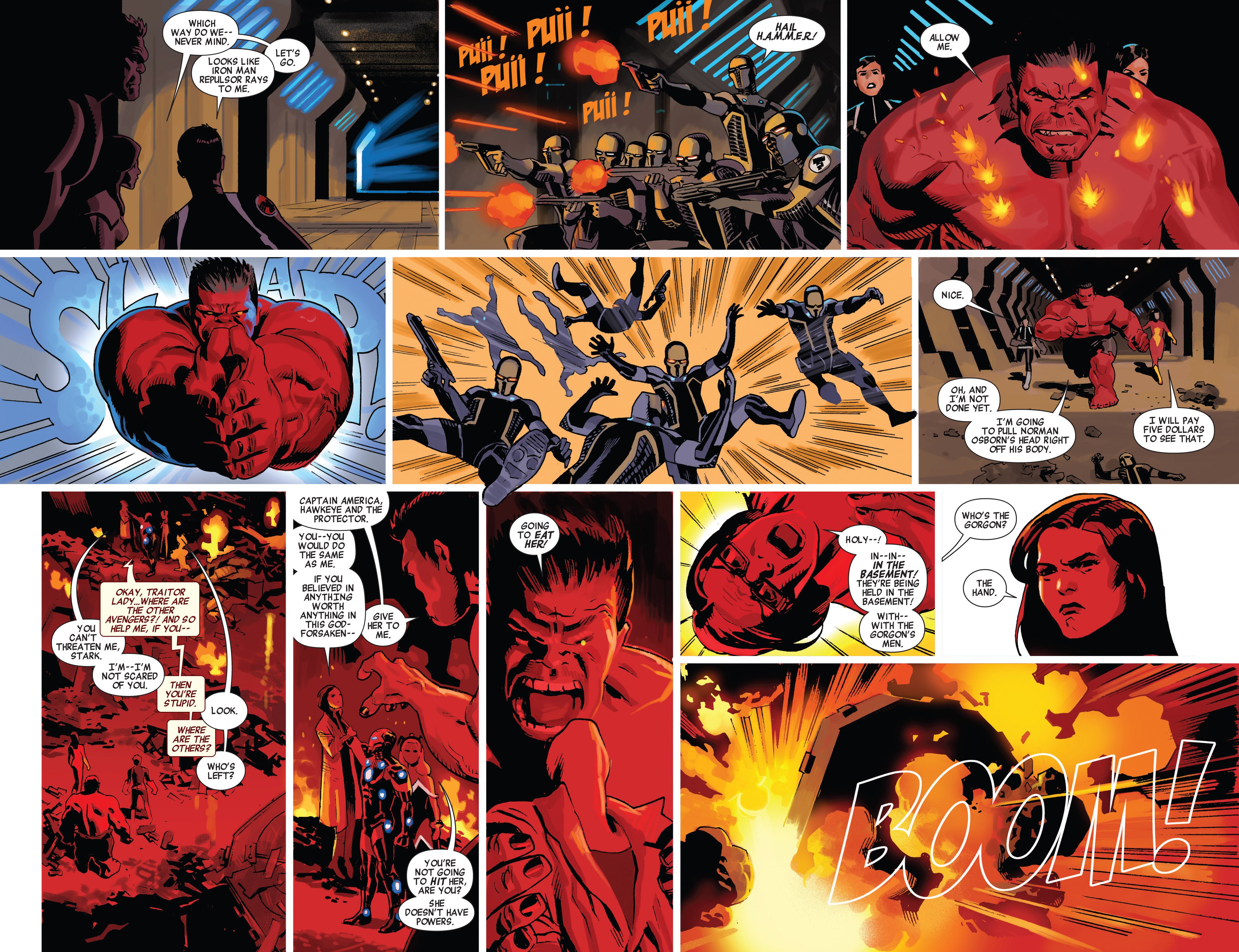 Read online Avengers (2010) comic -  Issue #23 - 17