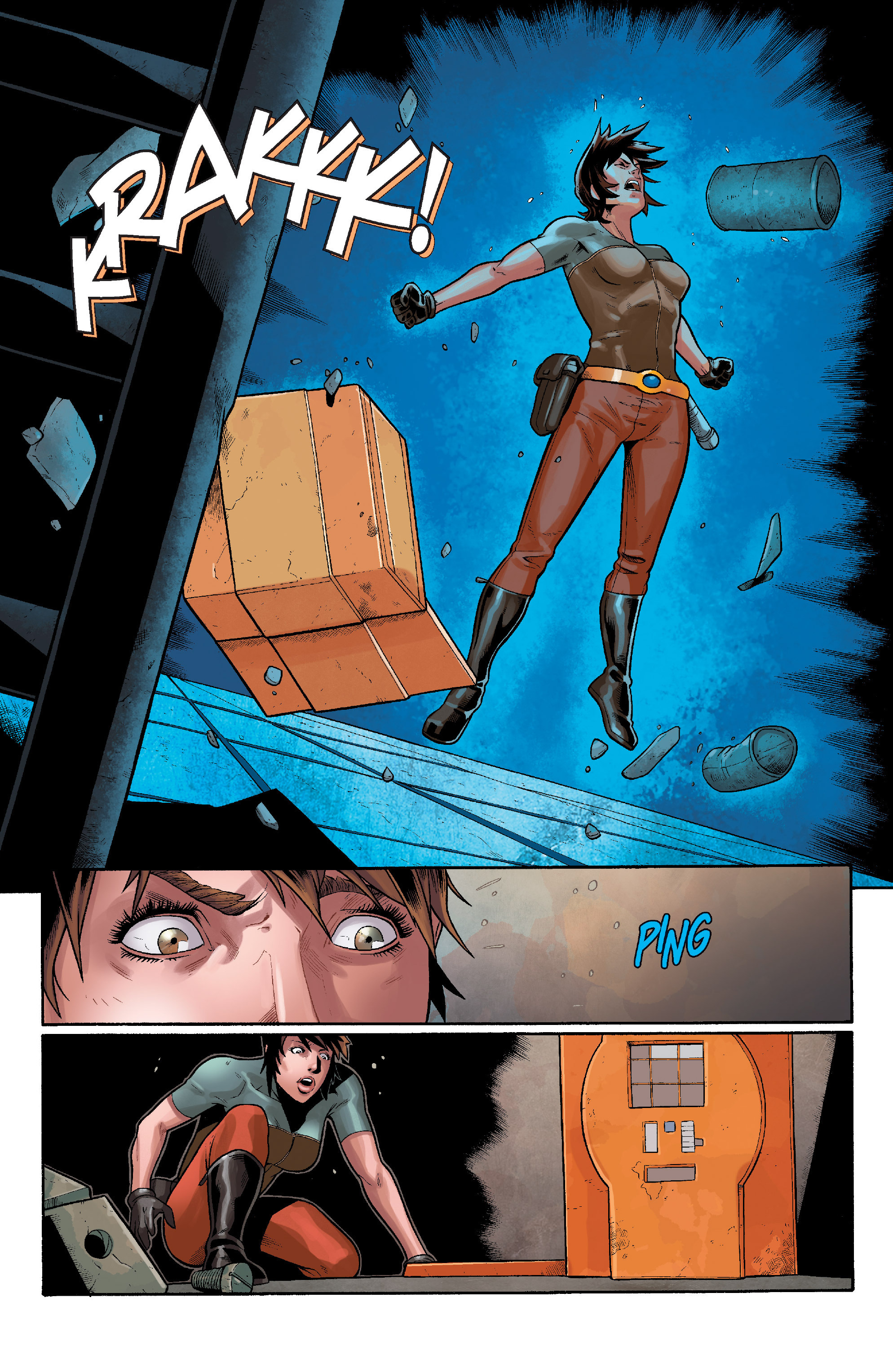 Read online Star Wars: Knight Errant - Deluge comic -  Issue #3 - 17