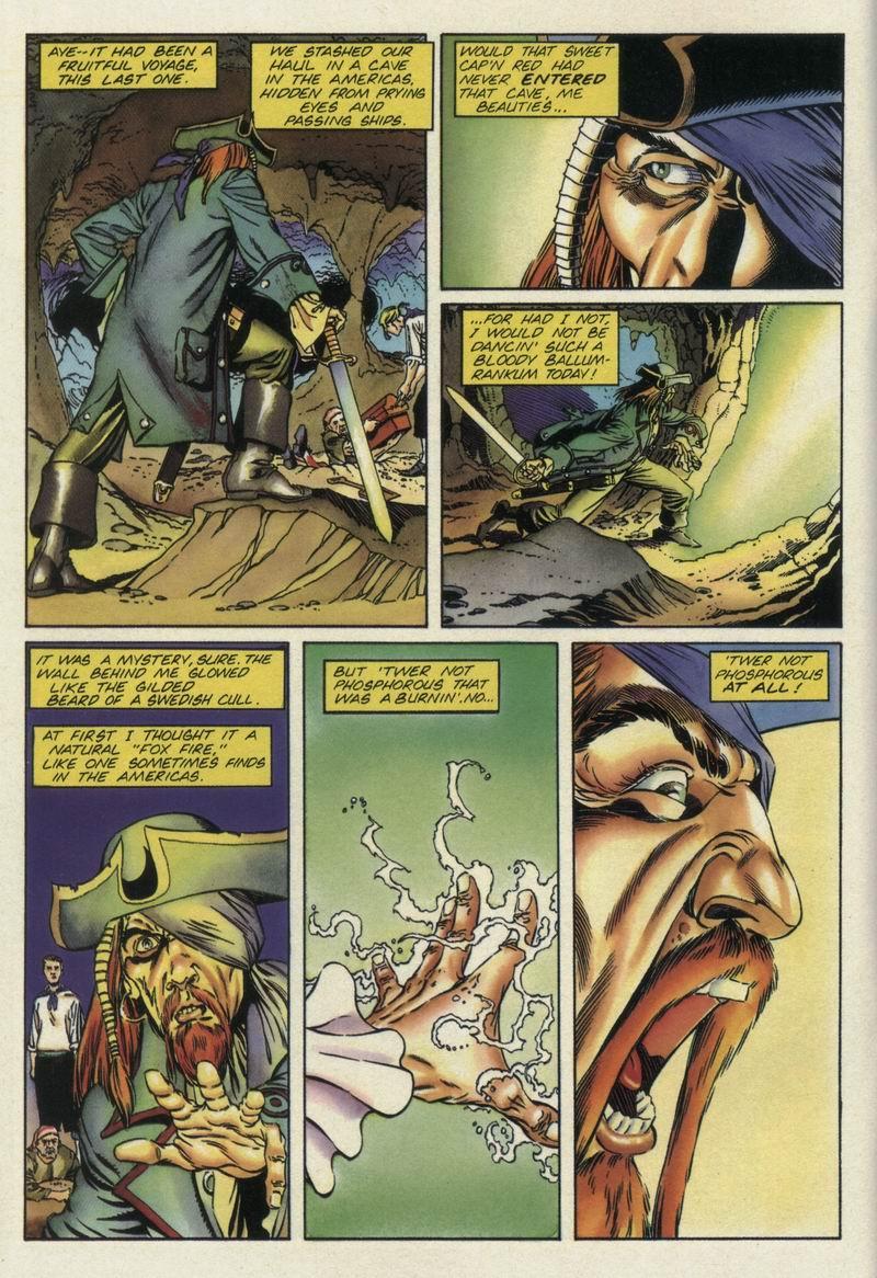 Read online Turok, Dinosaur Hunter (1993) comic -  Issue #13 - 5