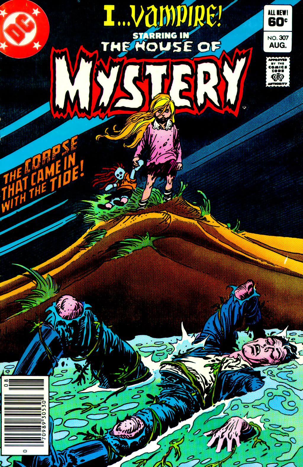 House of Mystery (1951) issue 307 - Page 1