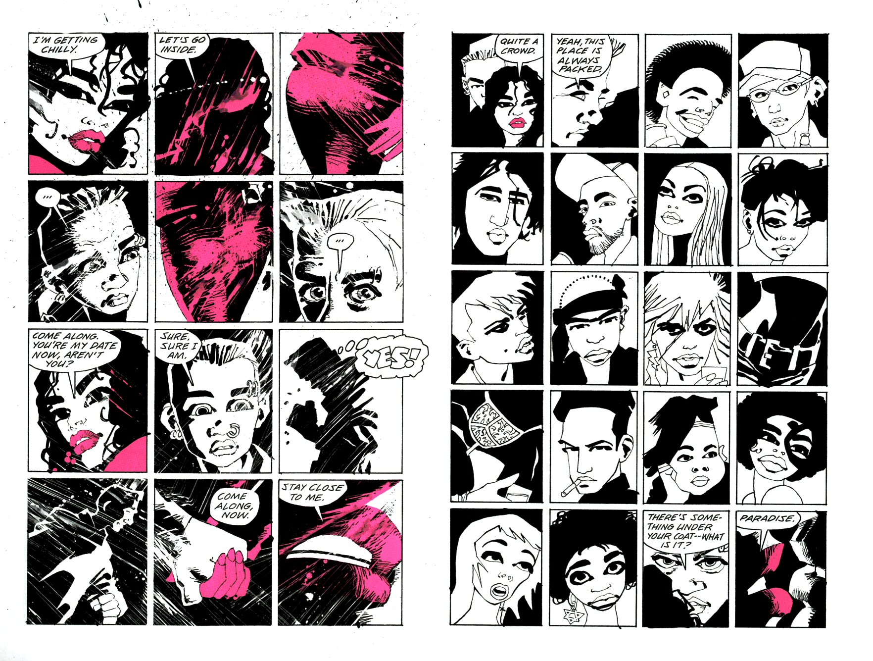 Read online Frank Miller's Holy Terror comic -  Issue # TPB - 43