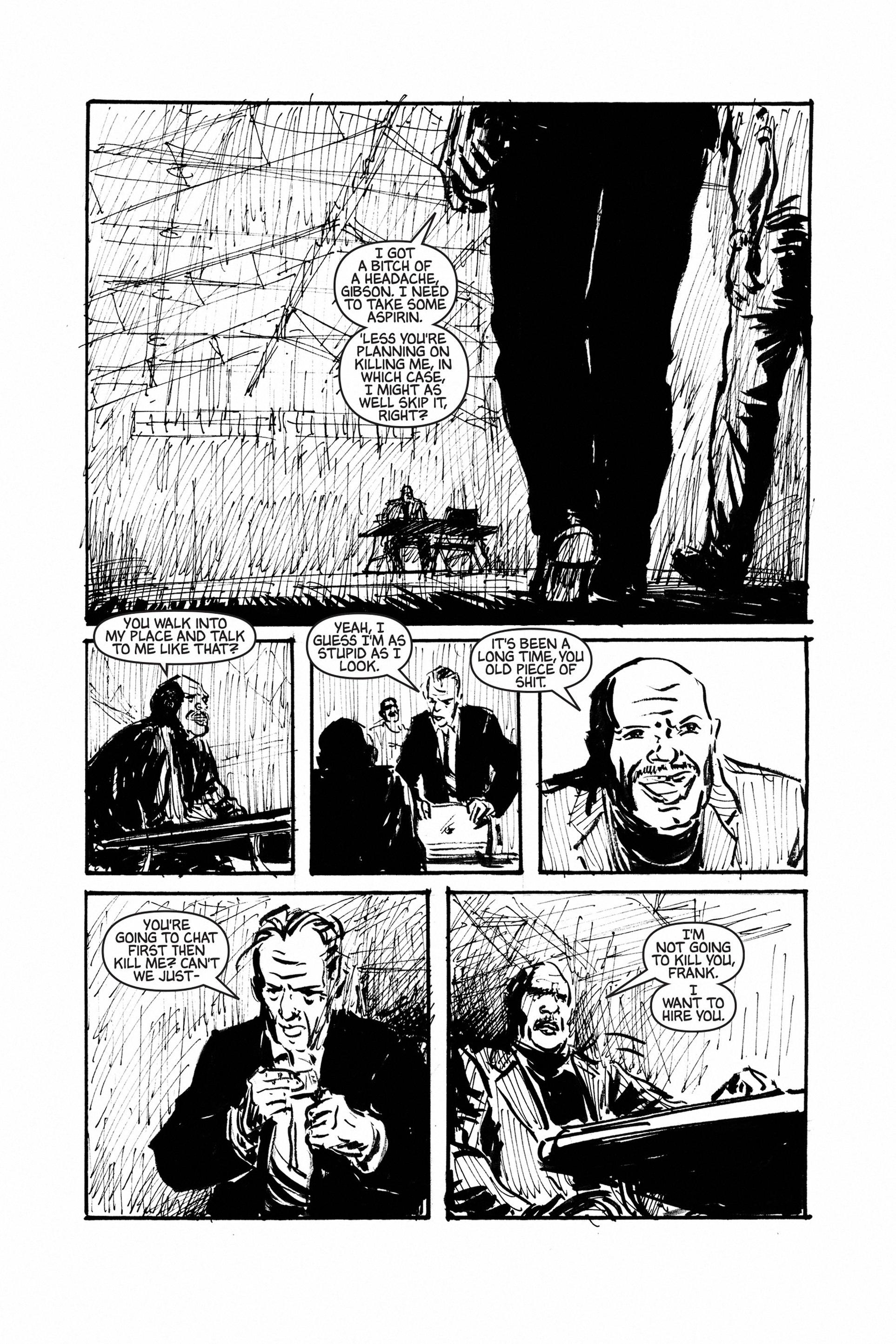 Read online Tumor comic -  Issue # TPB - 23