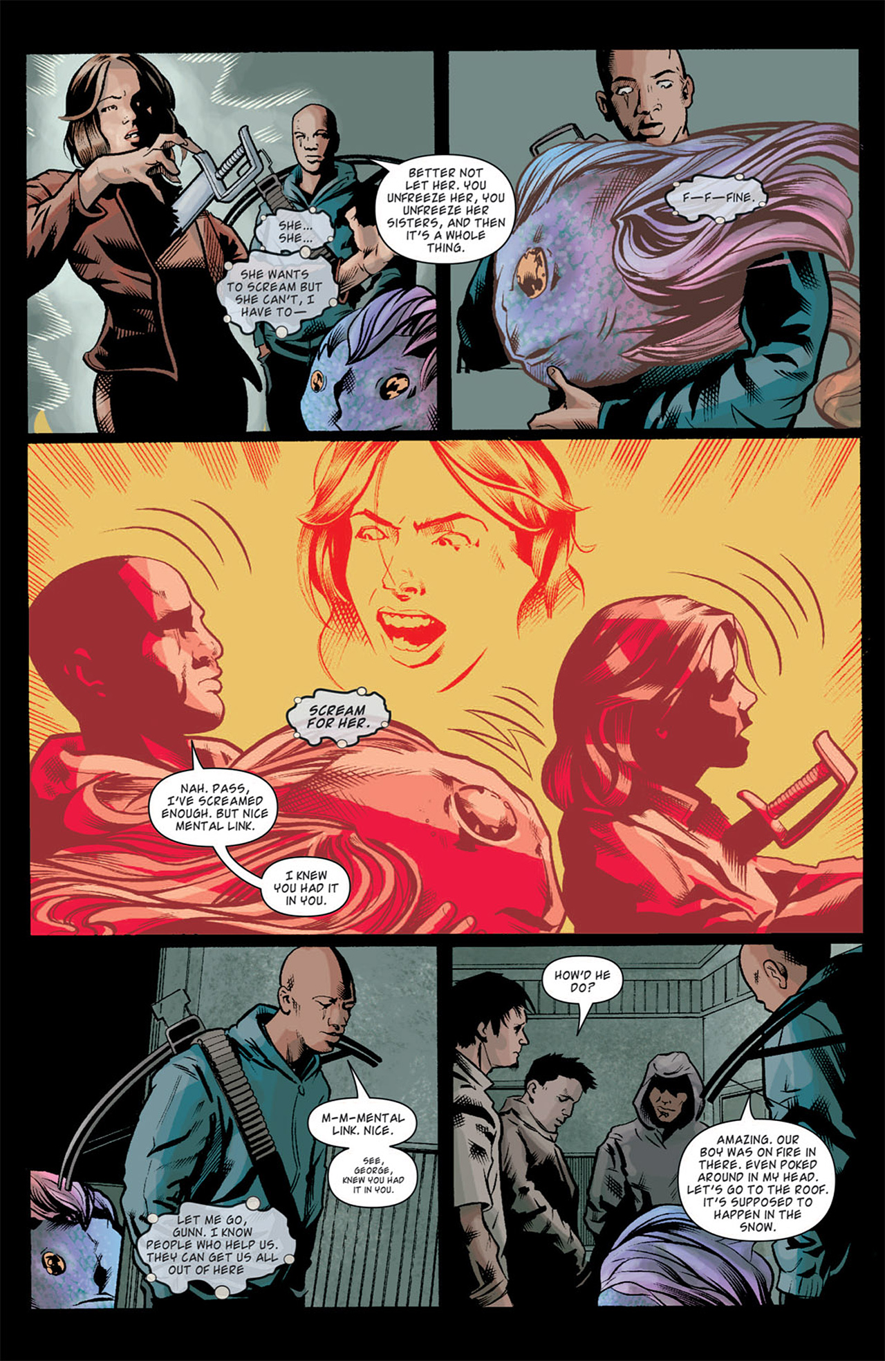 Read online Angel: After The Fall comic -  Issue #10 - 20