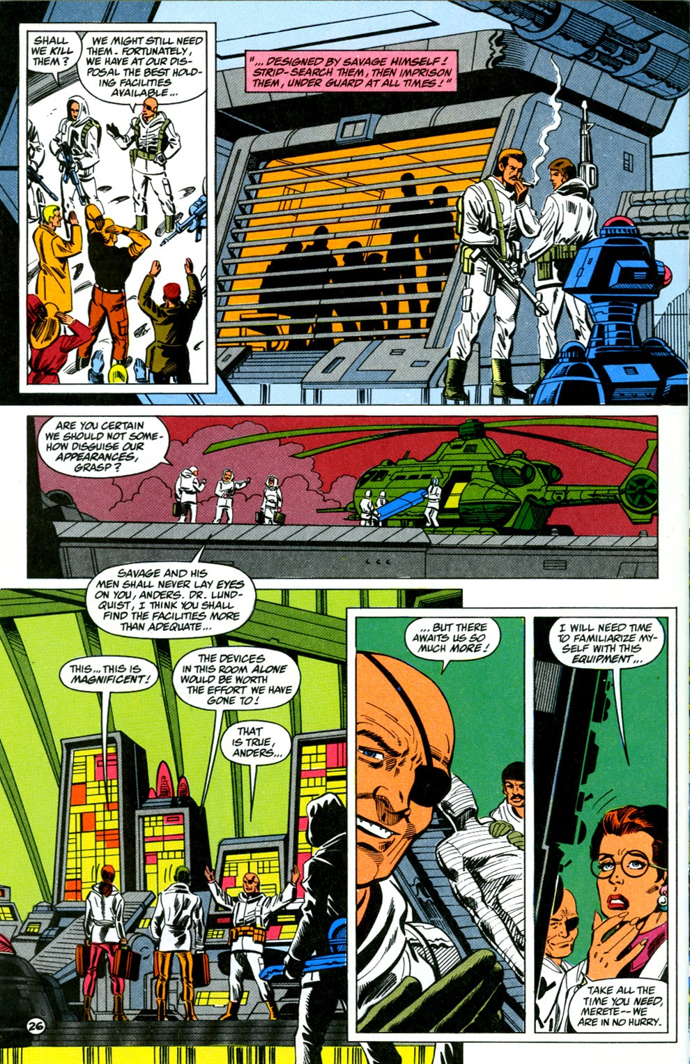 Doc Savage (1988) issue 11 - Page 28