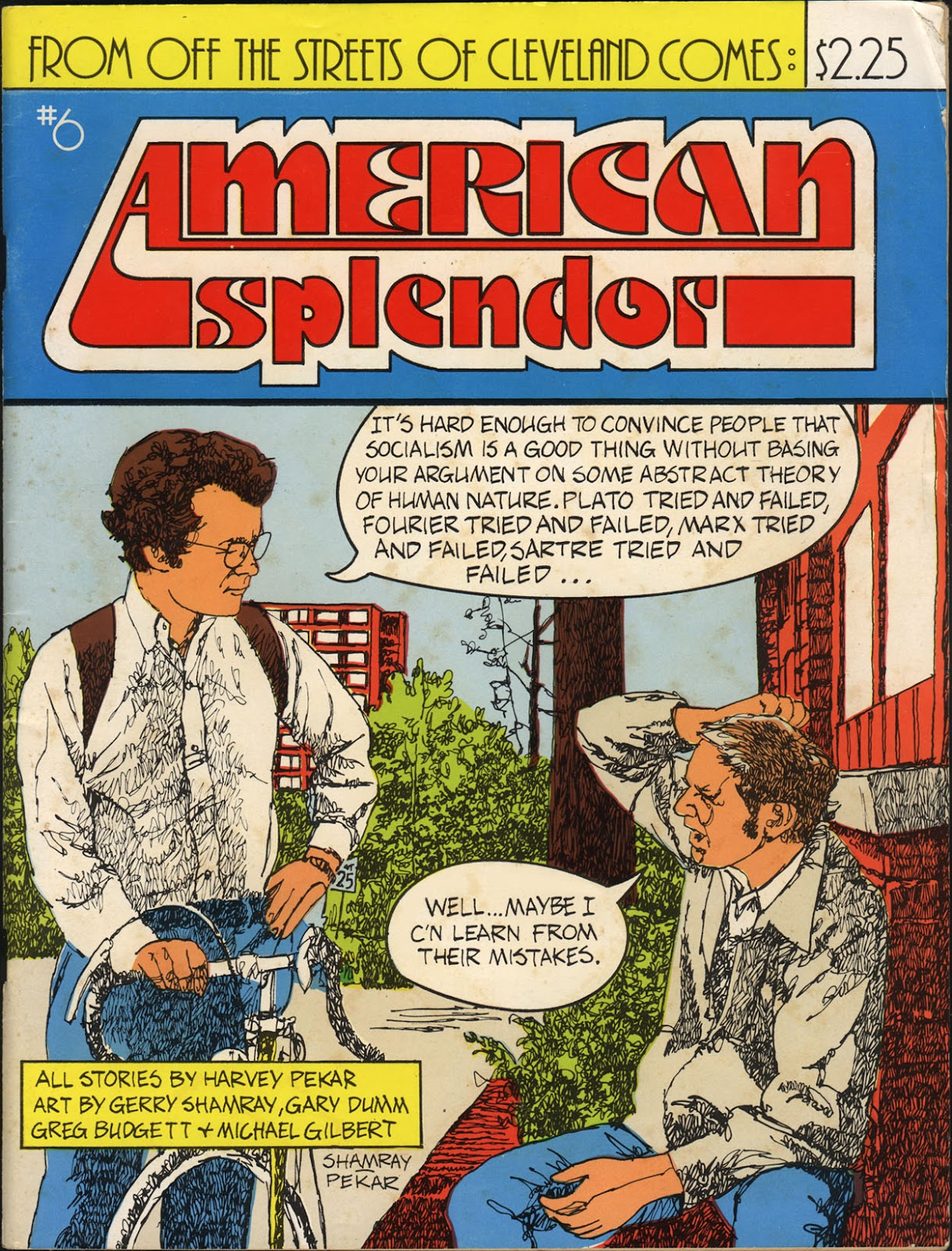 American Splendor (1976) issue 6 - Page 2
