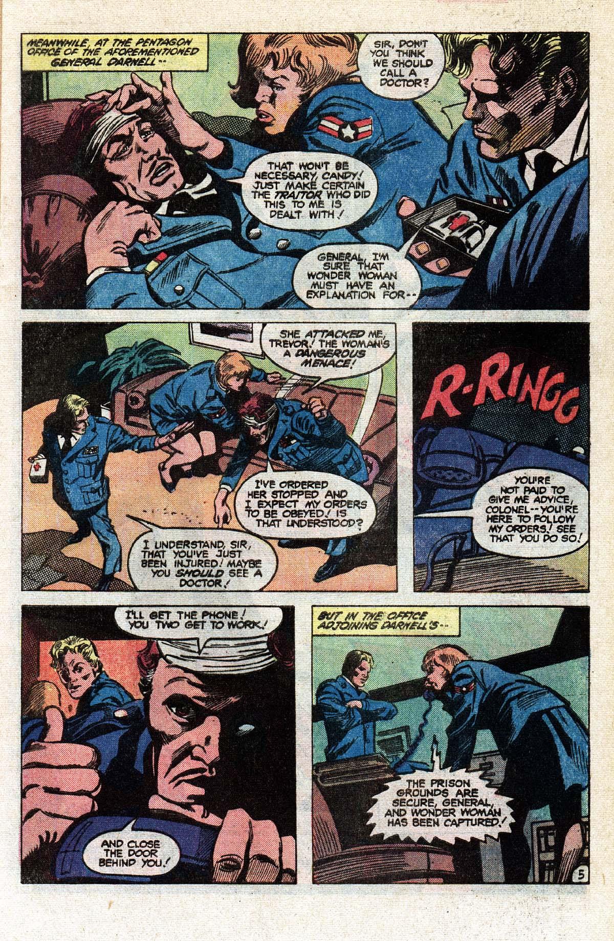 Read online Wonder Woman (1942) comic -  Issue #296 - 6
