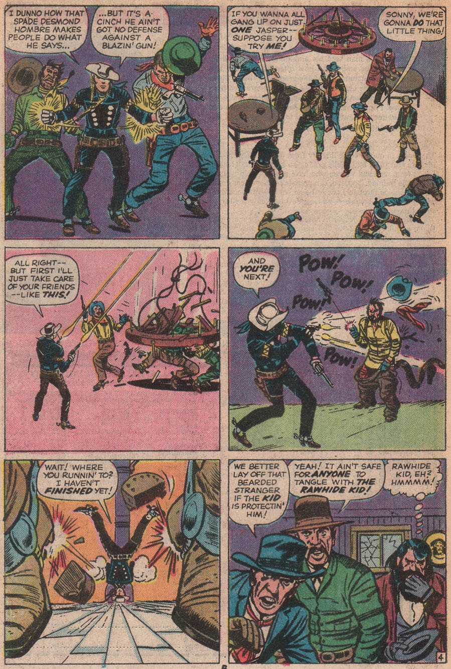 The Rawhide Kid (1955) issue 134 - Page 8