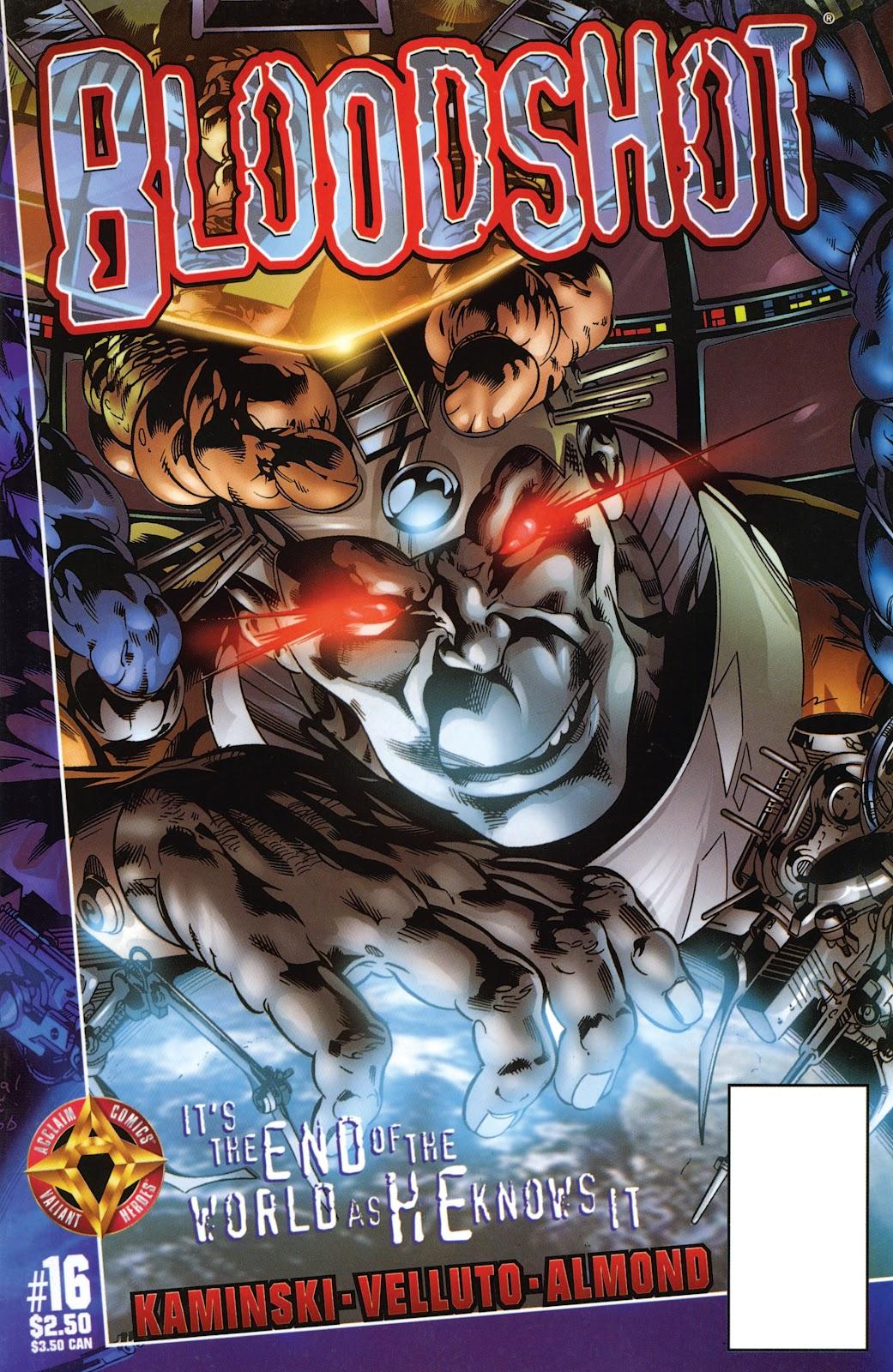 Bloodshot (1997) issue 16 - Page 1