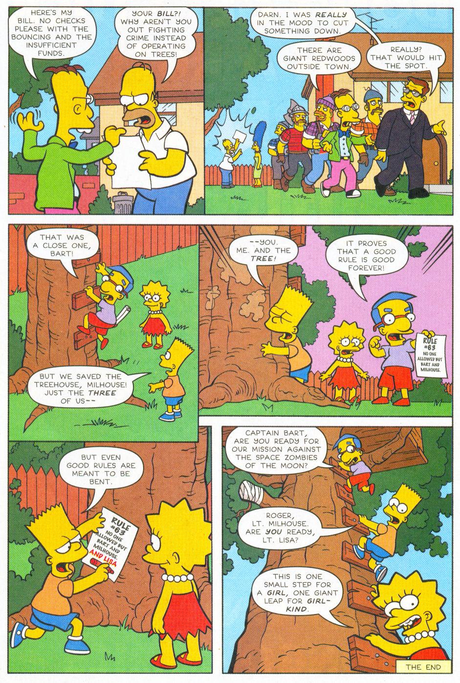 Read online Simpsons Comics Presents Bart Simpson comic -  Issue #26 - 12