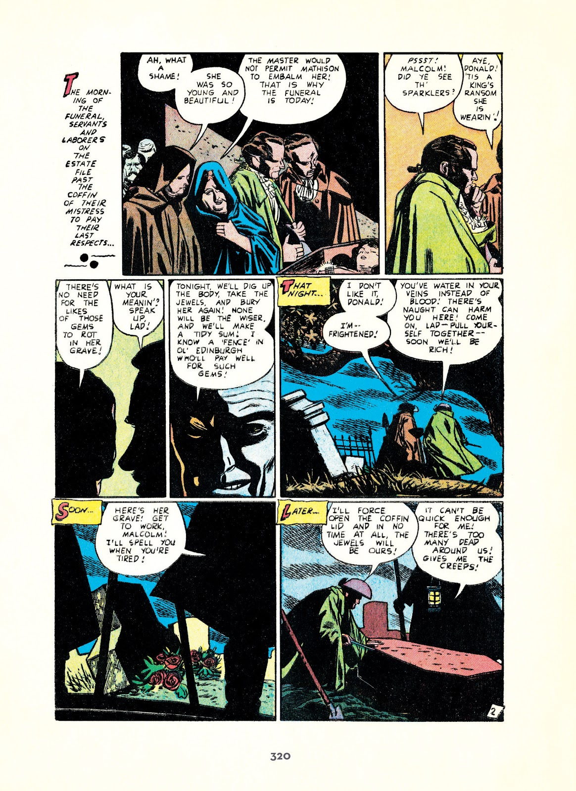 Read online Setting the Standard: Comics by Alex Toth 1952-1954 comic -  Issue # TPB (Part 4) - 21