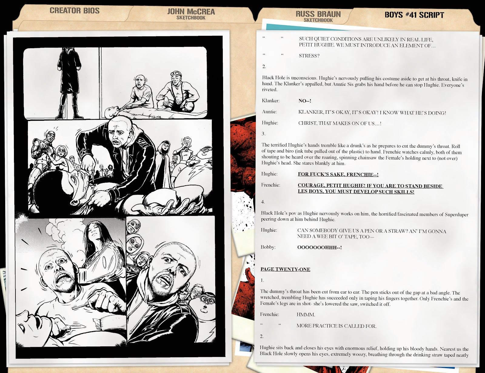 Read online The Boys Omnibus comic -  Issue # TPB 4 (Part 4) - 66