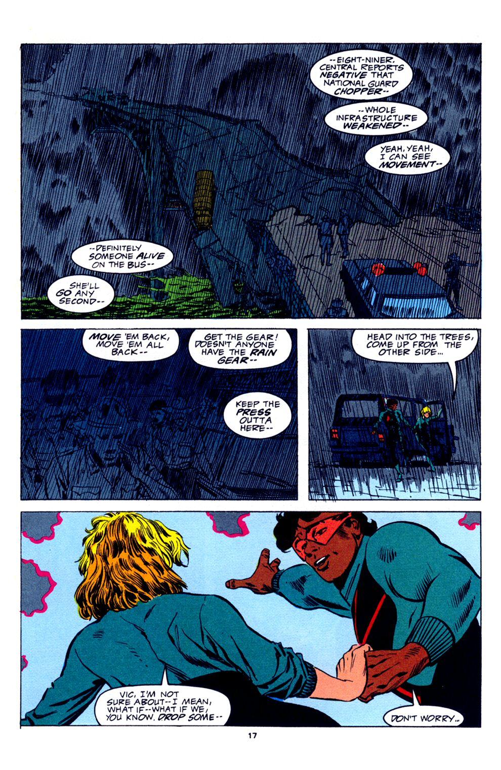 Read online Powerline comic -  Issue #2 - 19