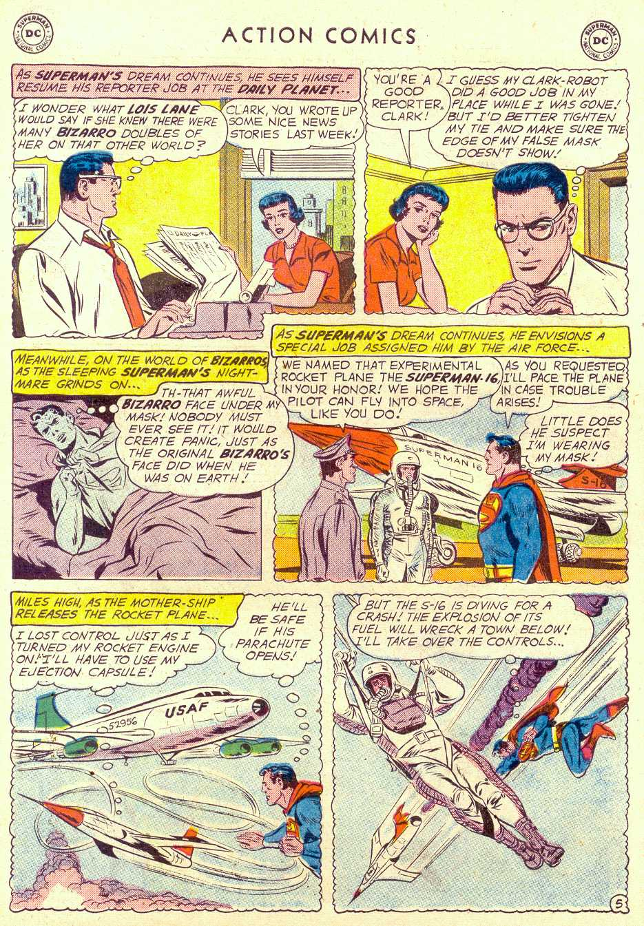 Read online Action Comics (1938) comic -  Issue #264 - 7