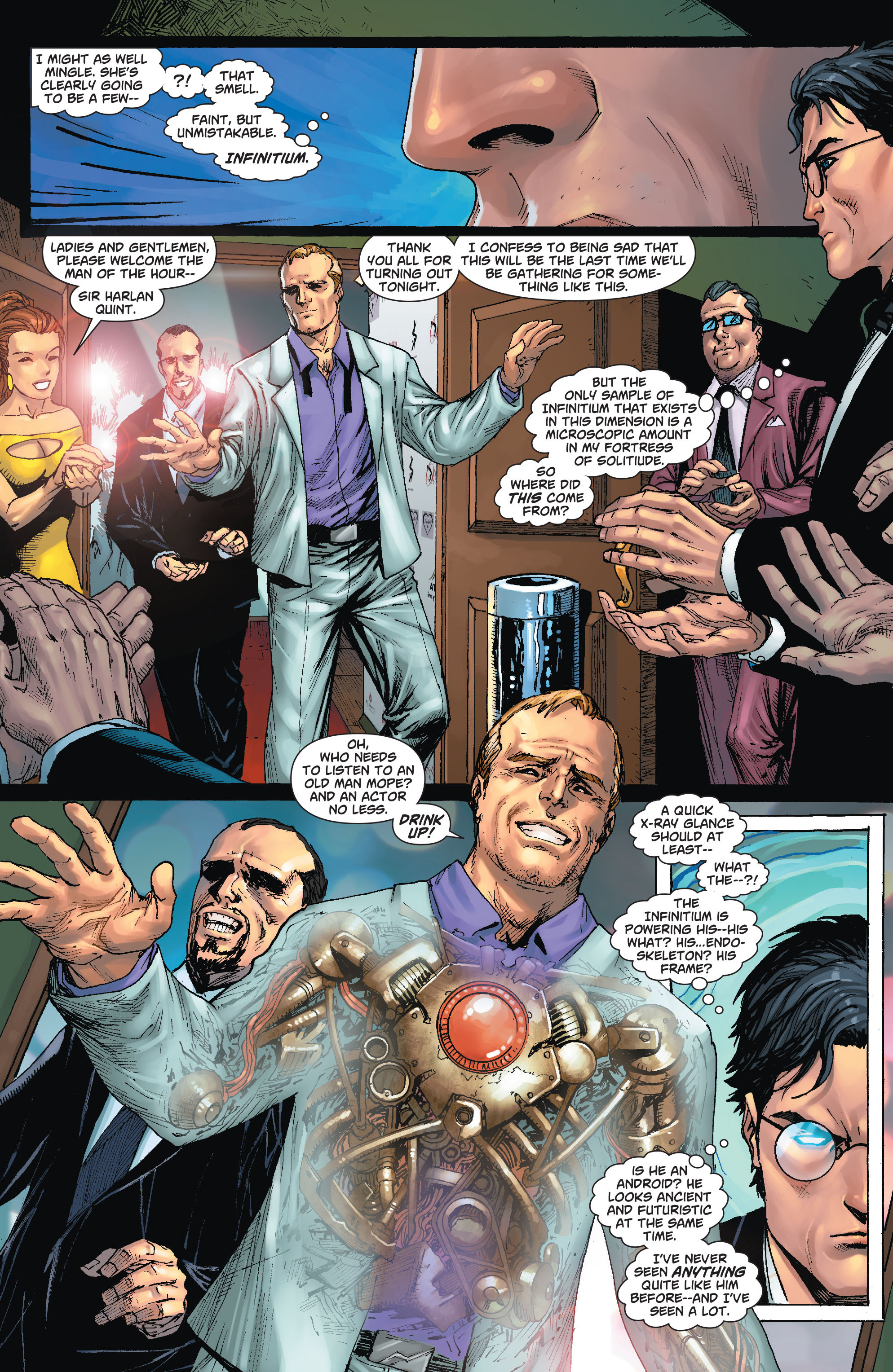 Read online Action Comics (2011) comic -  Issue #22 - 11