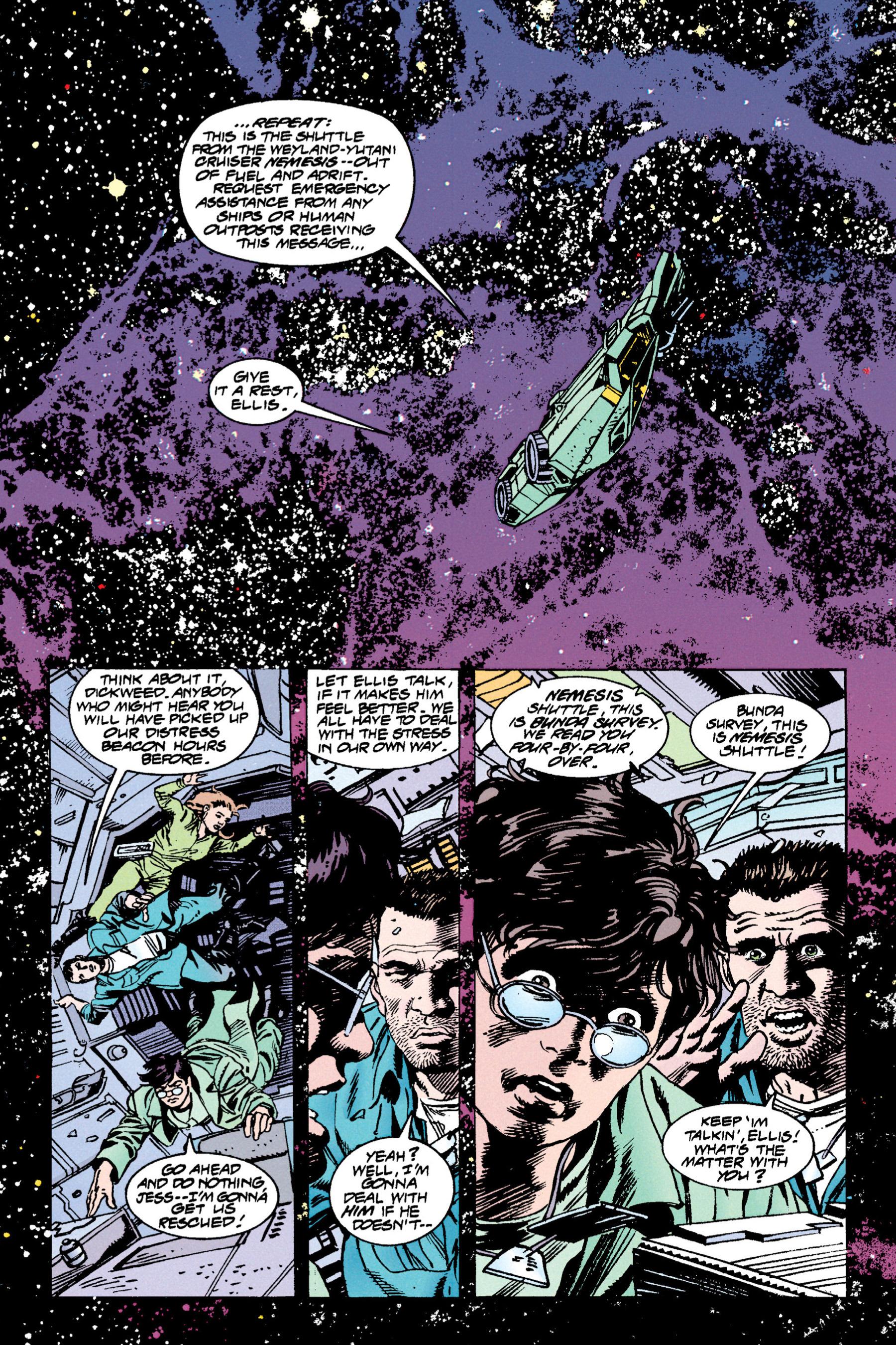 Read online Aliens vs. Predator Omnibus comic -  Issue # _TPB 1 Part 3 - 48