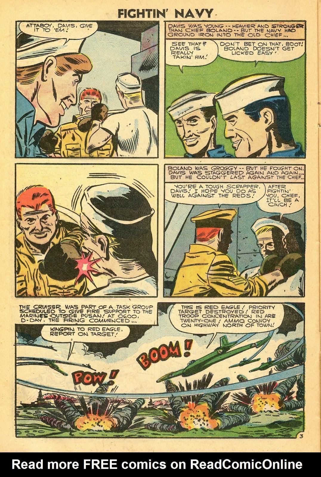 Read online Fightin' Navy comic -  Issue #77 - 12