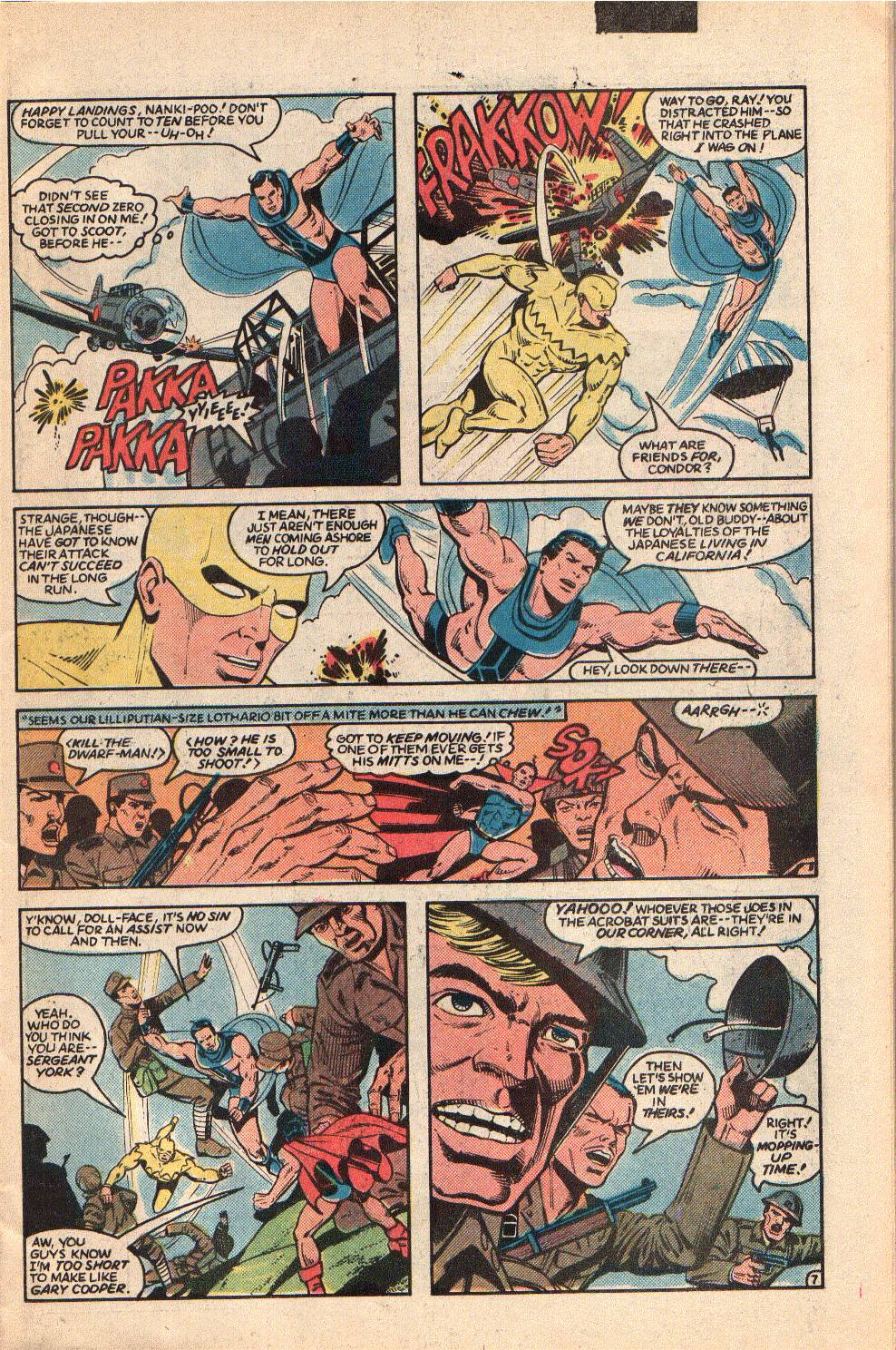 Read online All-Star Squadron comic -  Issue #33 - 11