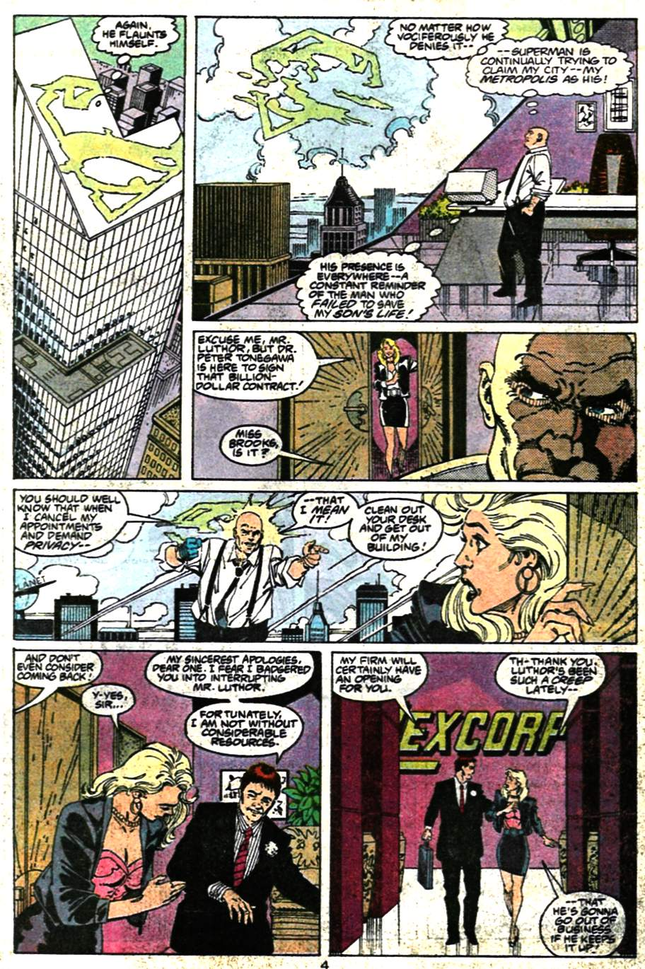 Read online Adventures of Superman (1987) comic -  Issue #473 - 6