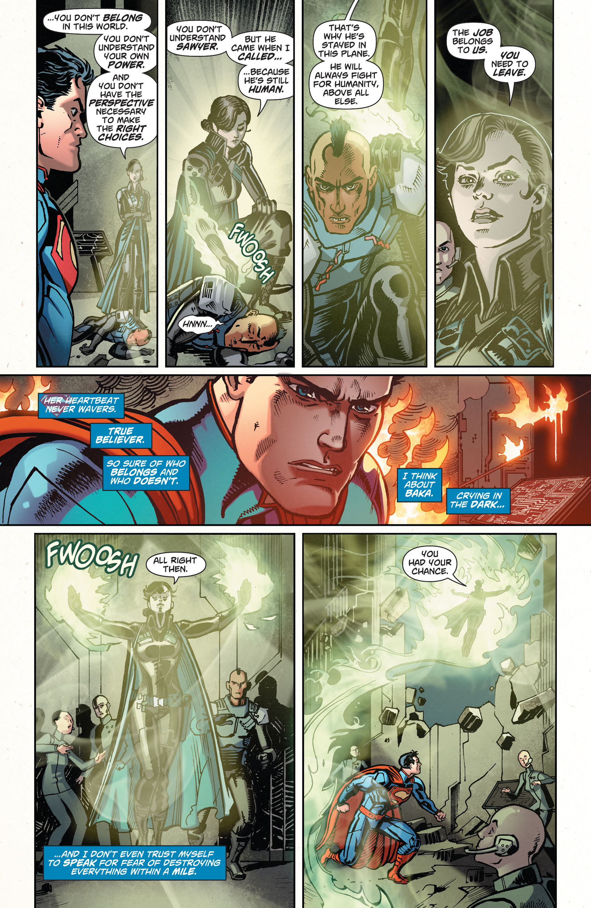 Read online Action Comics (2011) comic -  Issue #30 - 11