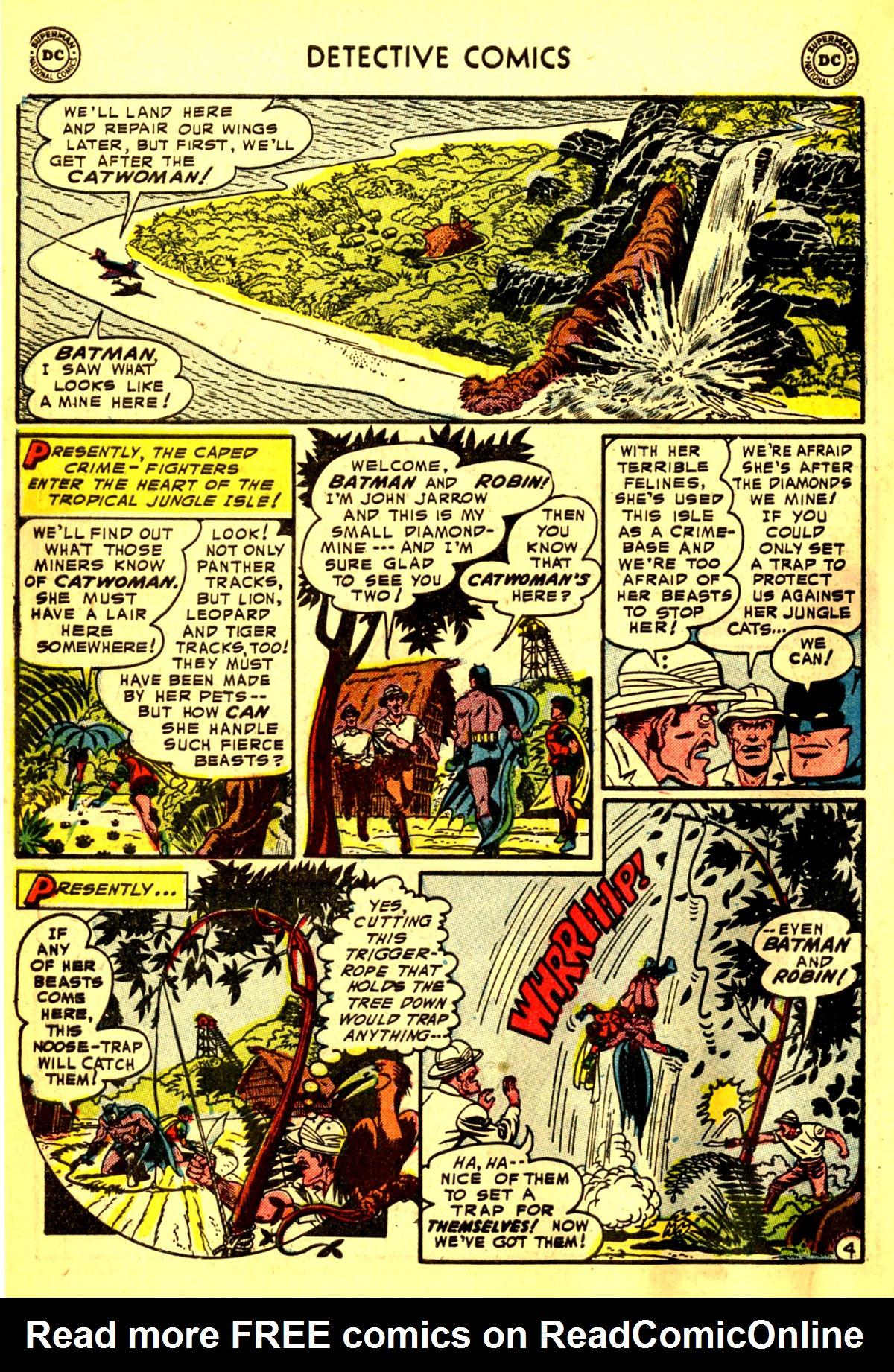 Read online Detective Comics (1937) comic -  Issue #211 - 6