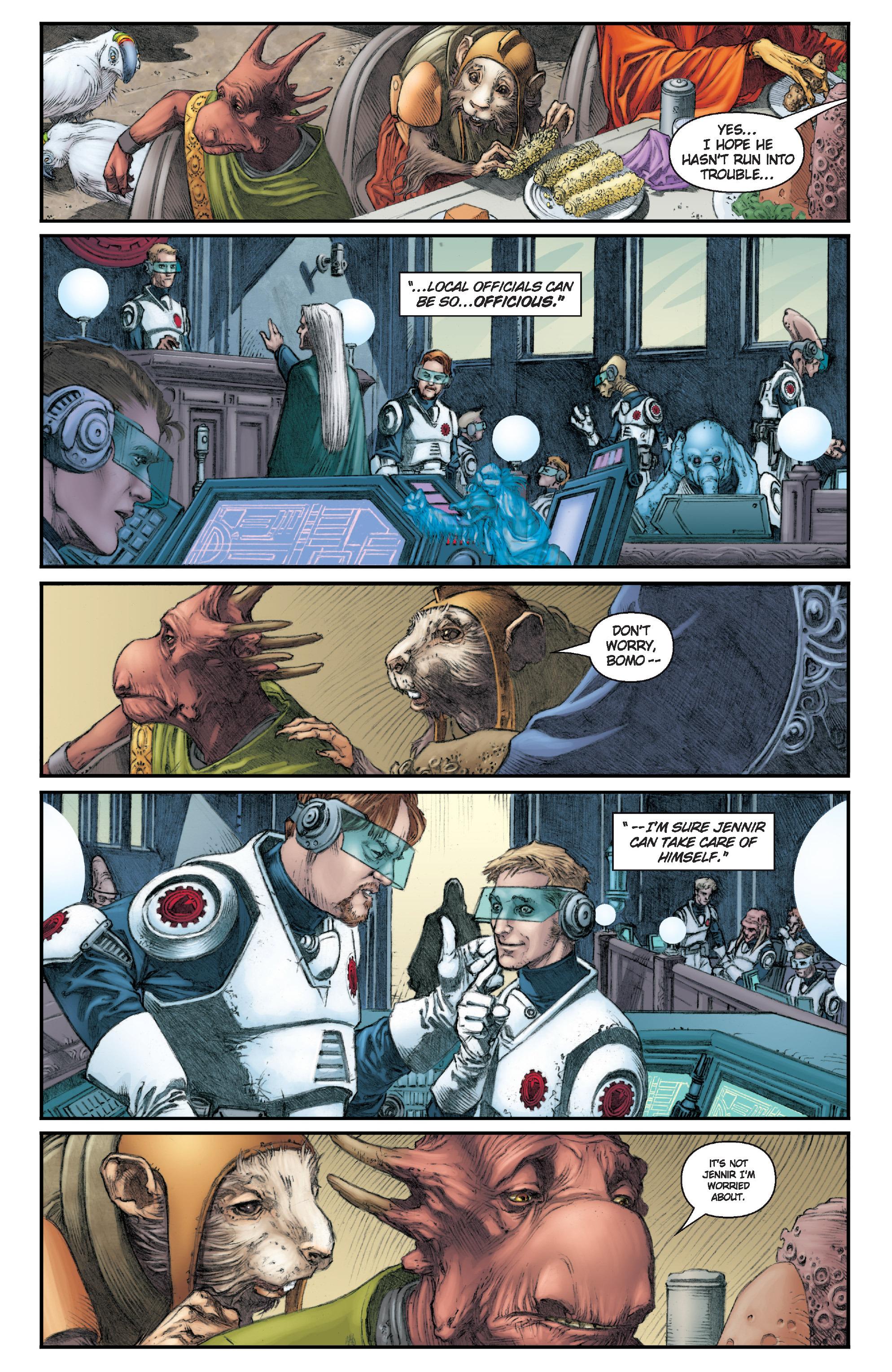 Read online Star Wars Omnibus comic -  Issue # Vol. 31 - 149