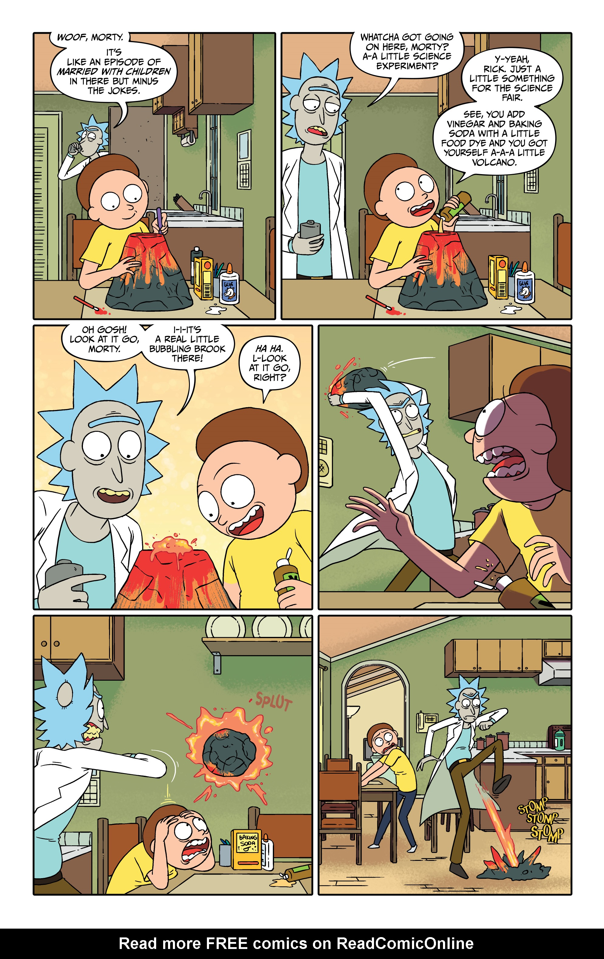 Read online Rick and Morty comic -  Issue #26 - 6