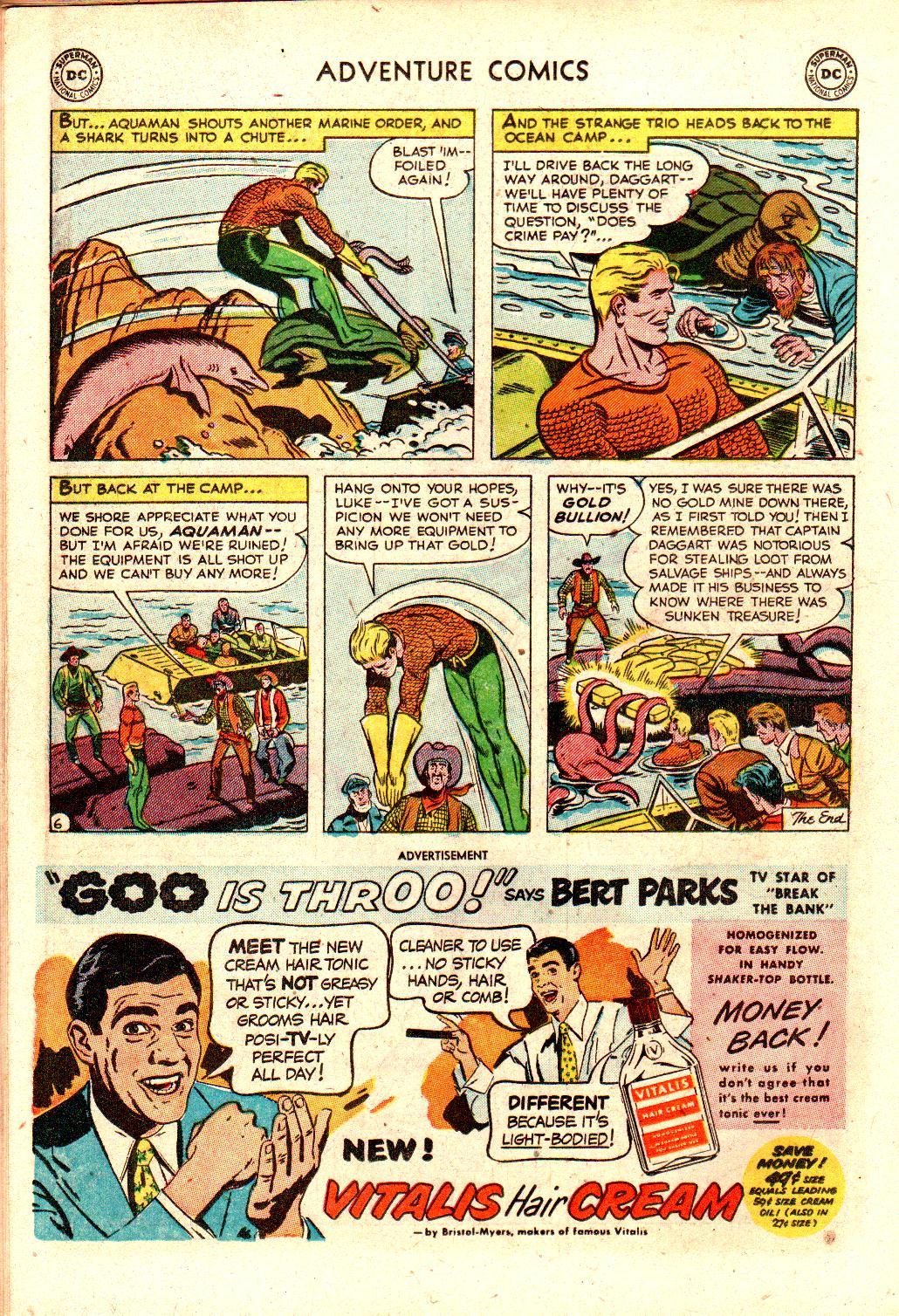 Read online Adventure Comics (1938) comic -  Issue #173 - 22