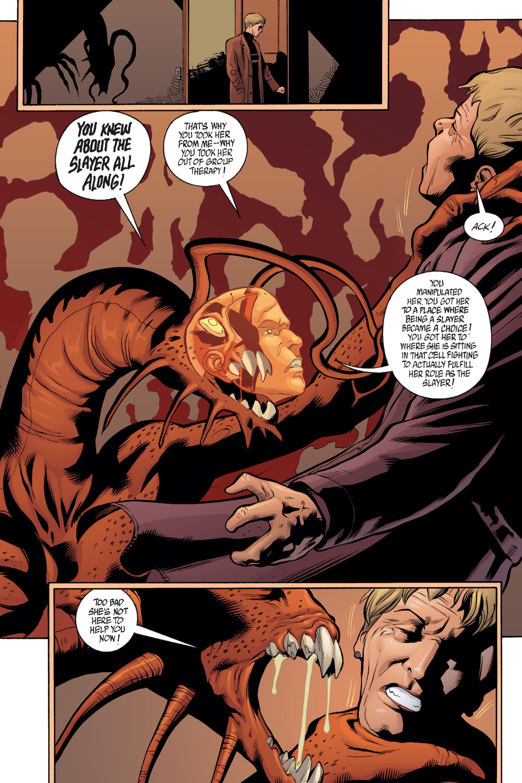 Read online Buffy the Vampire Slayer: Omnibus comic -  Issue # TPB 1 - 290
