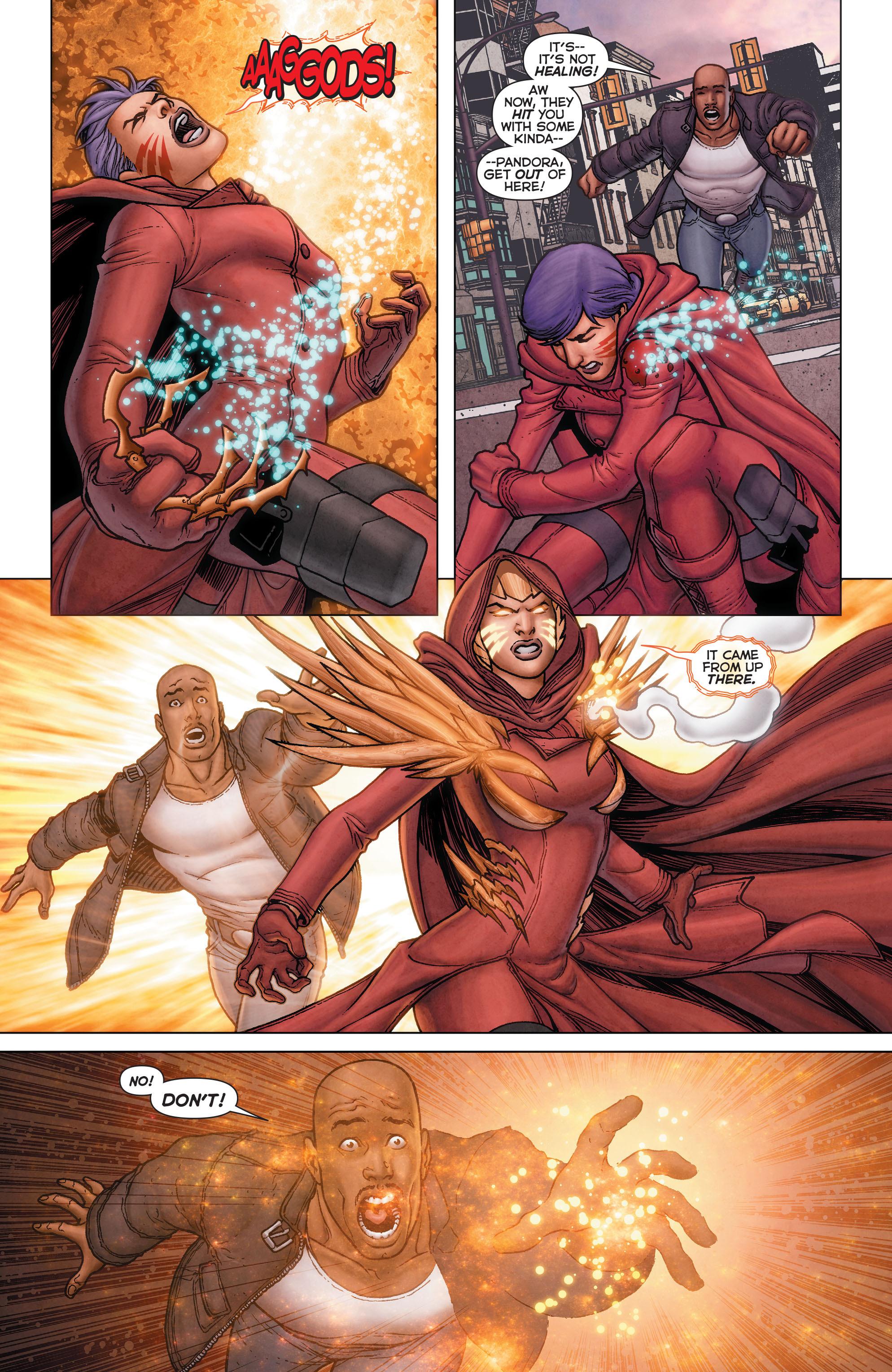 Read online Trinity of Sin: Pandora comic -  Issue #11 - 9