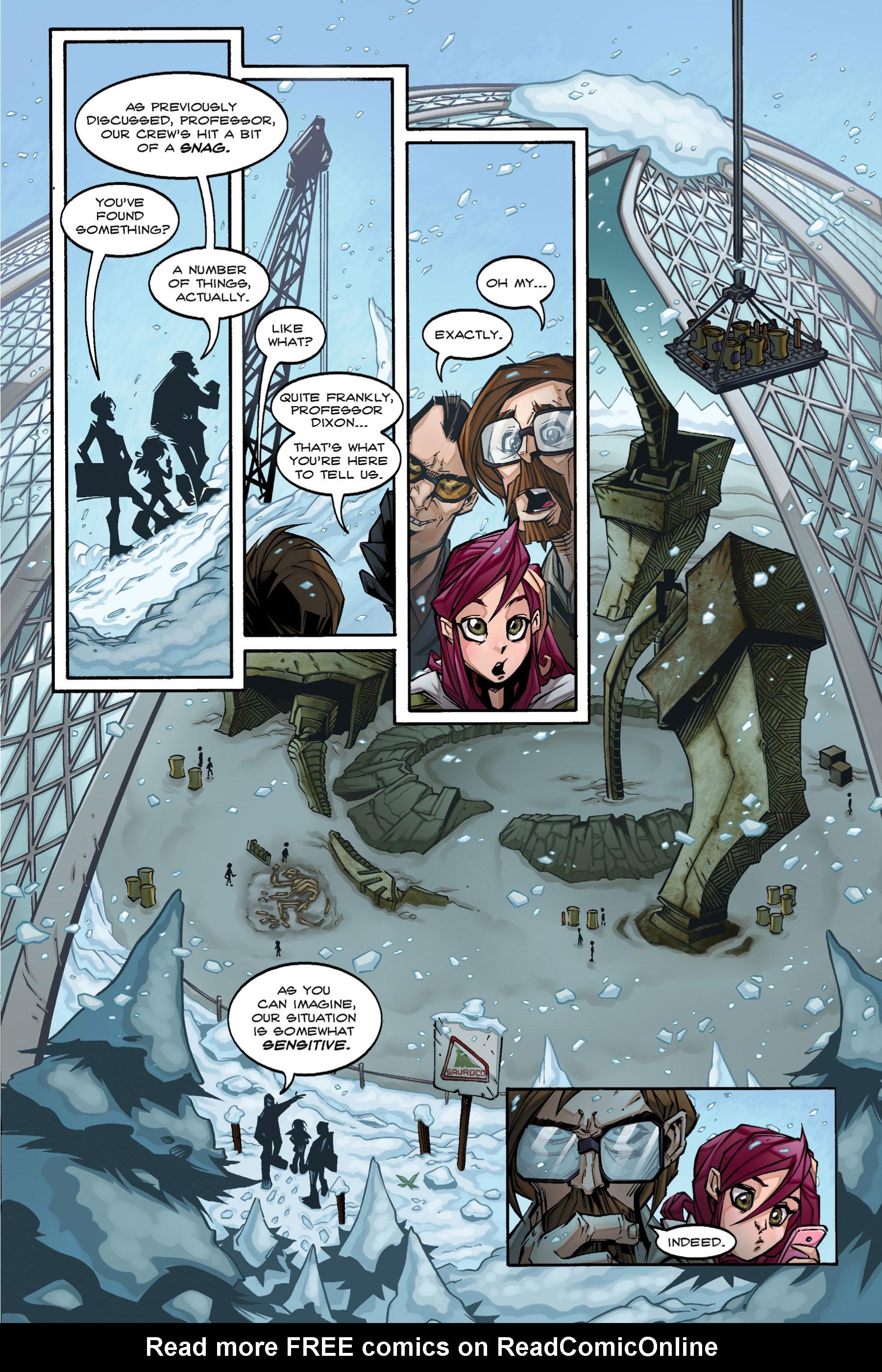 Read online Rexodus comic -  Issue # Full - 17