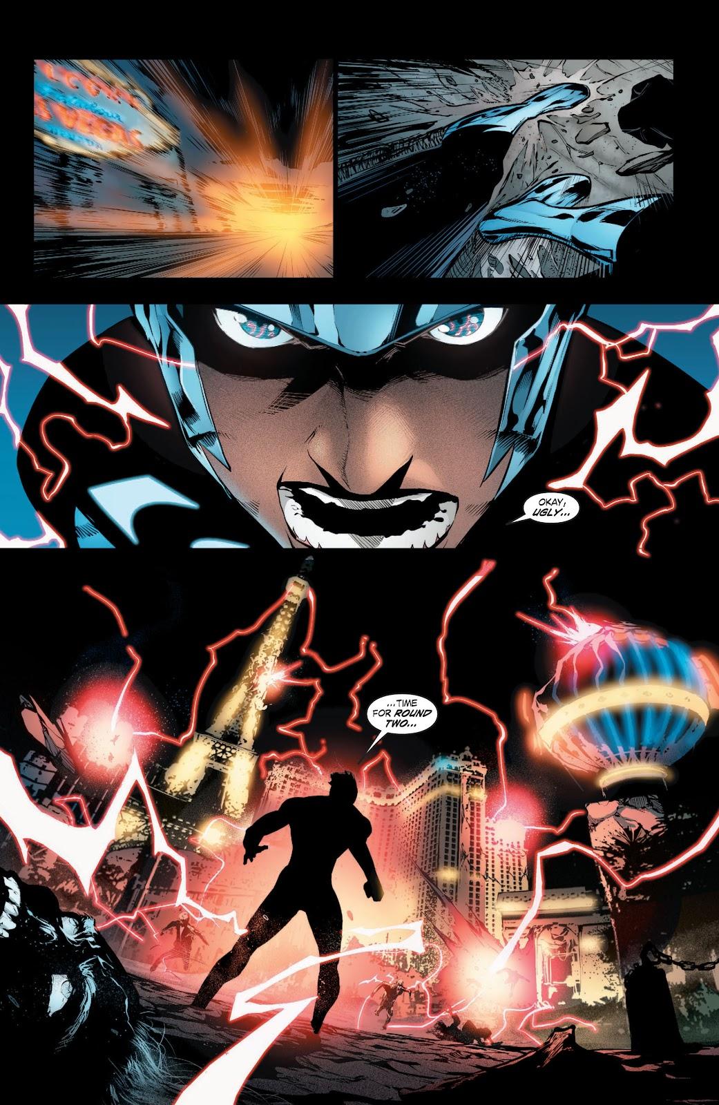 Read online Smallville Season 11 [II] comic -  Issue # TPB 3 - 90