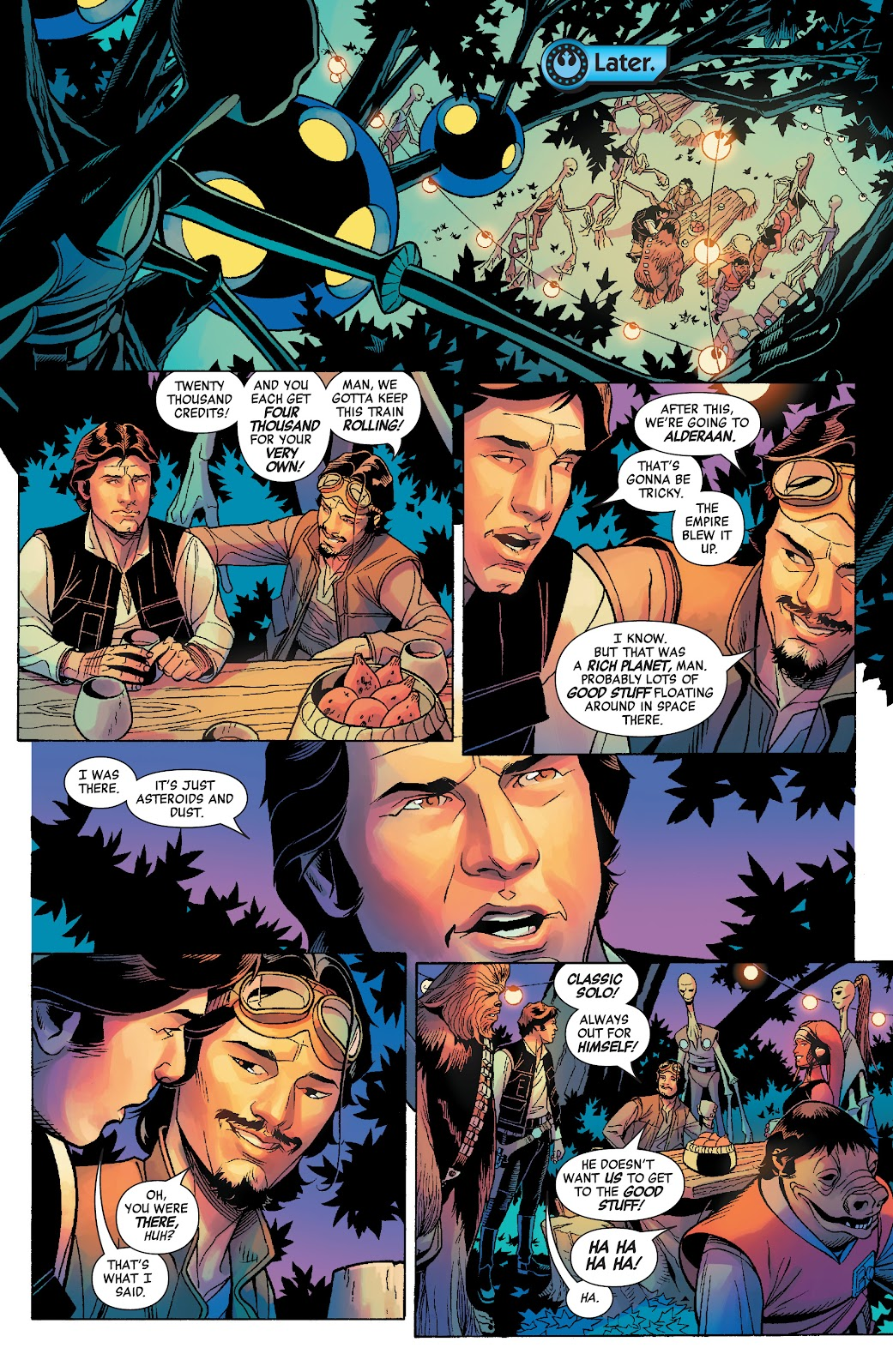 Read online Star Wars: Age of Rebellion - Heroes comic -  Issue # TPB - 39