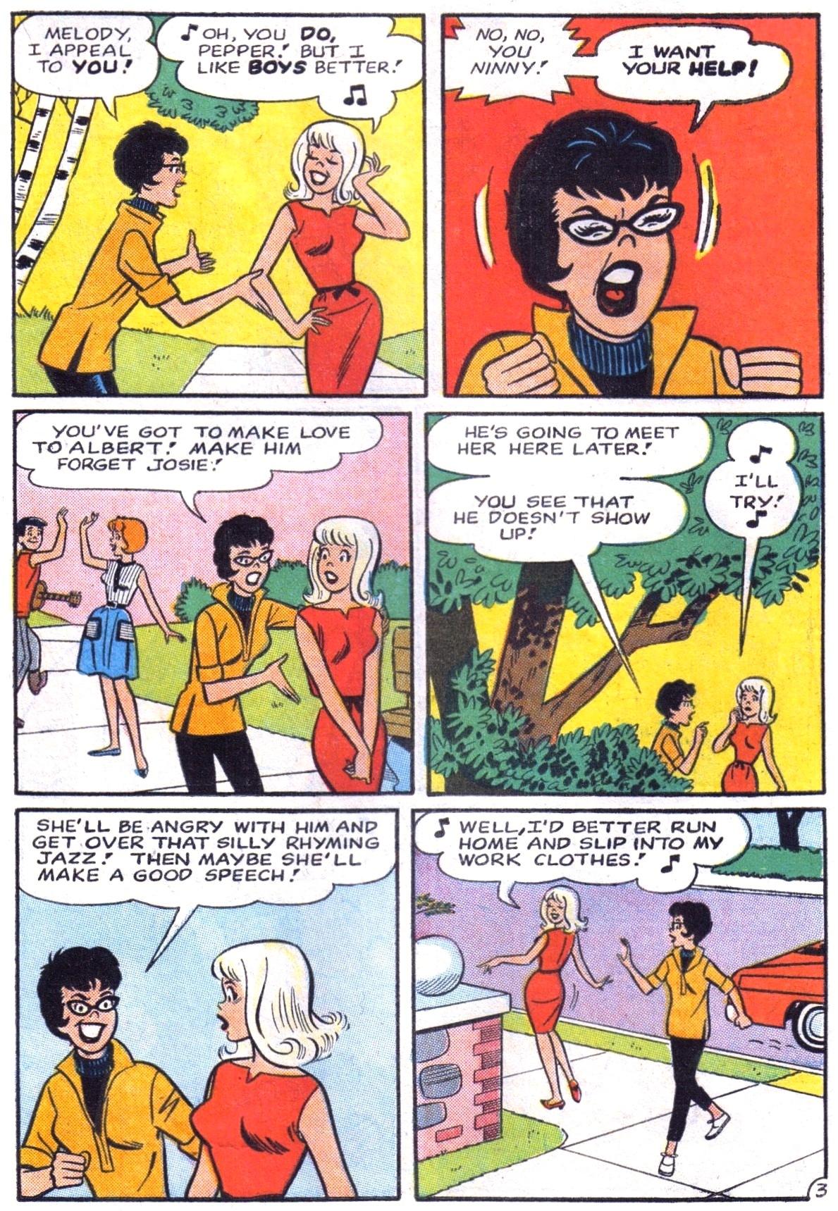 Read online She's Josie comic -  Issue #15 - 23